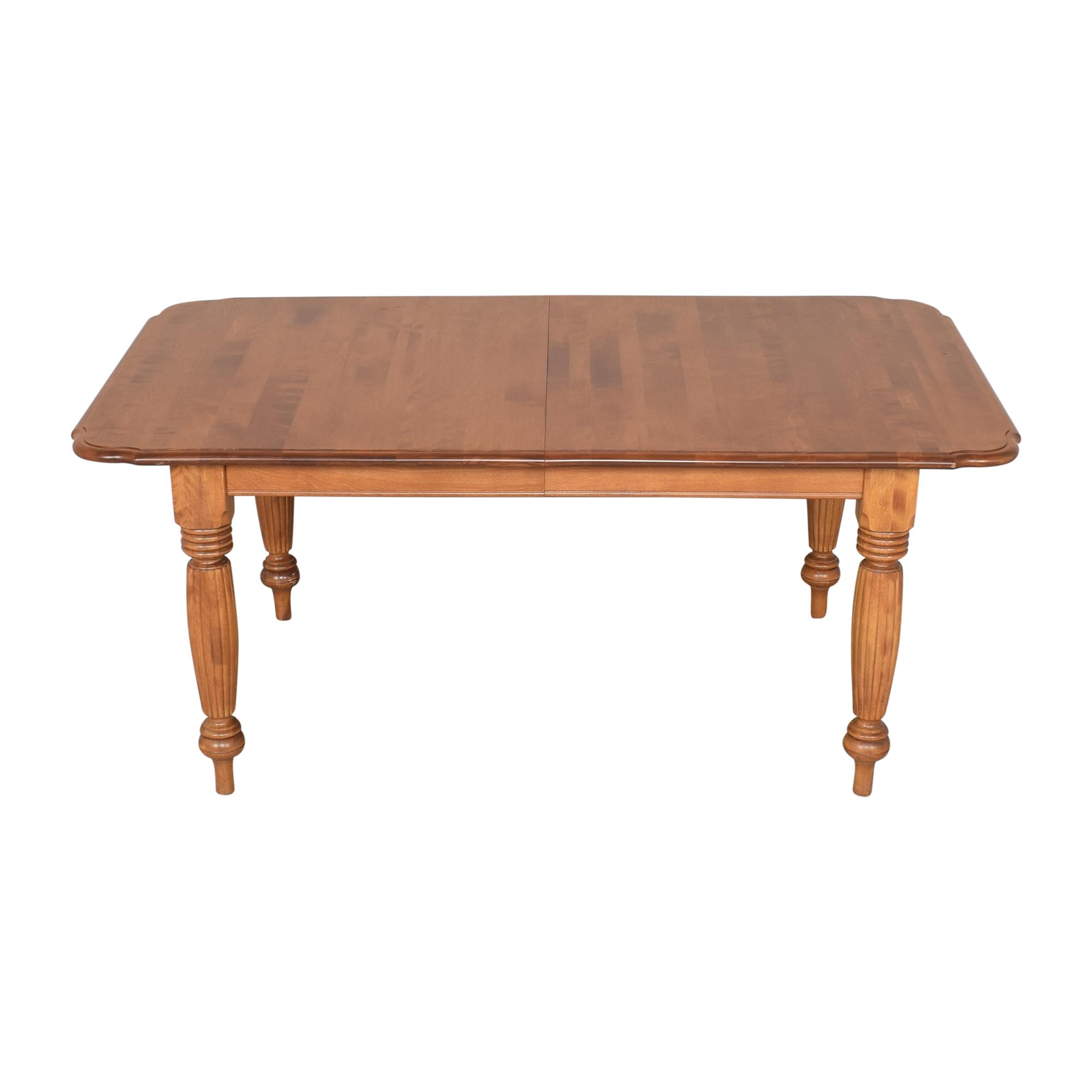 shop Nichols & Stone Extendable Dining Table Nichols & Stone Tables
