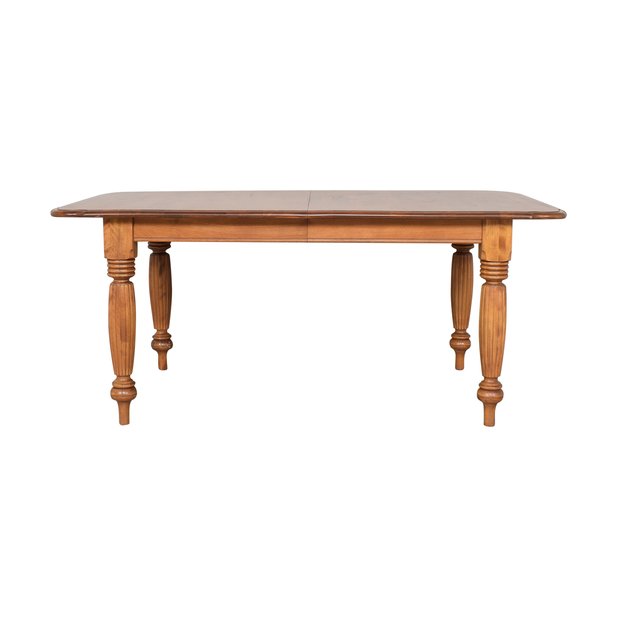 shop Nichols & Stone Extendable Dining Table Nichols & Stone Dinner Tables