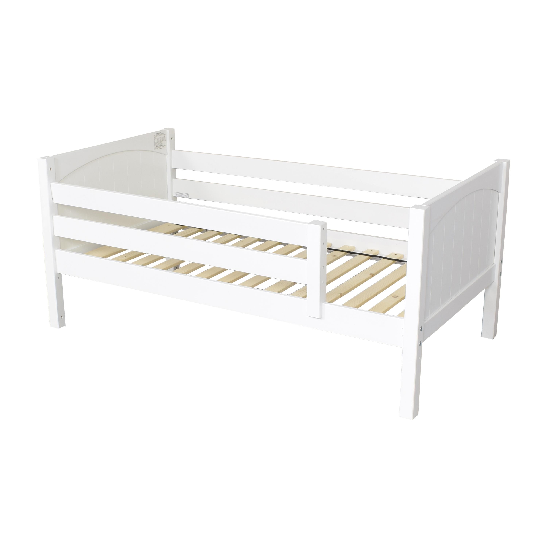 Maxtrix Maxtrix Twin Toddler Bed white