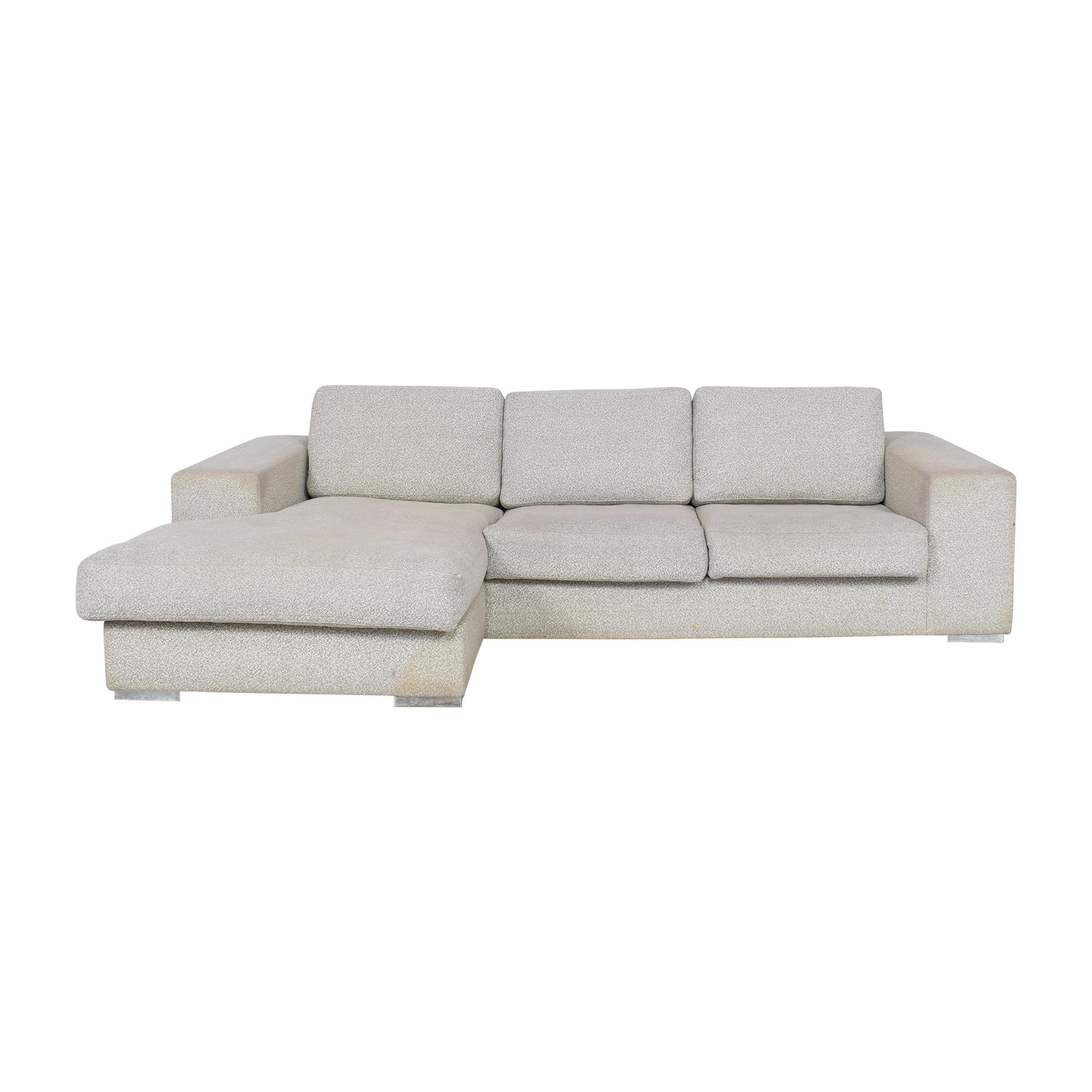 BoConcept BoConcept Chaise Sectional Sofa for sale