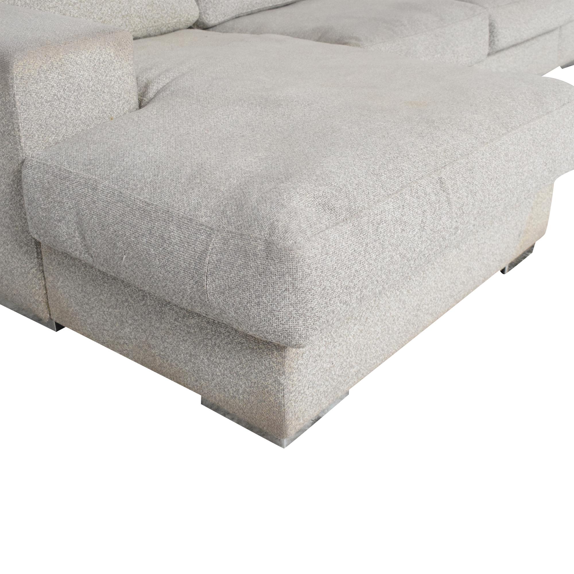 BoConcept BoConcept Chaise Sectional Sofa coupon