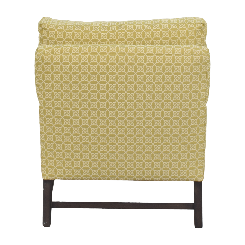 A Rudin A Rudin No 681 Chair and Ottoman