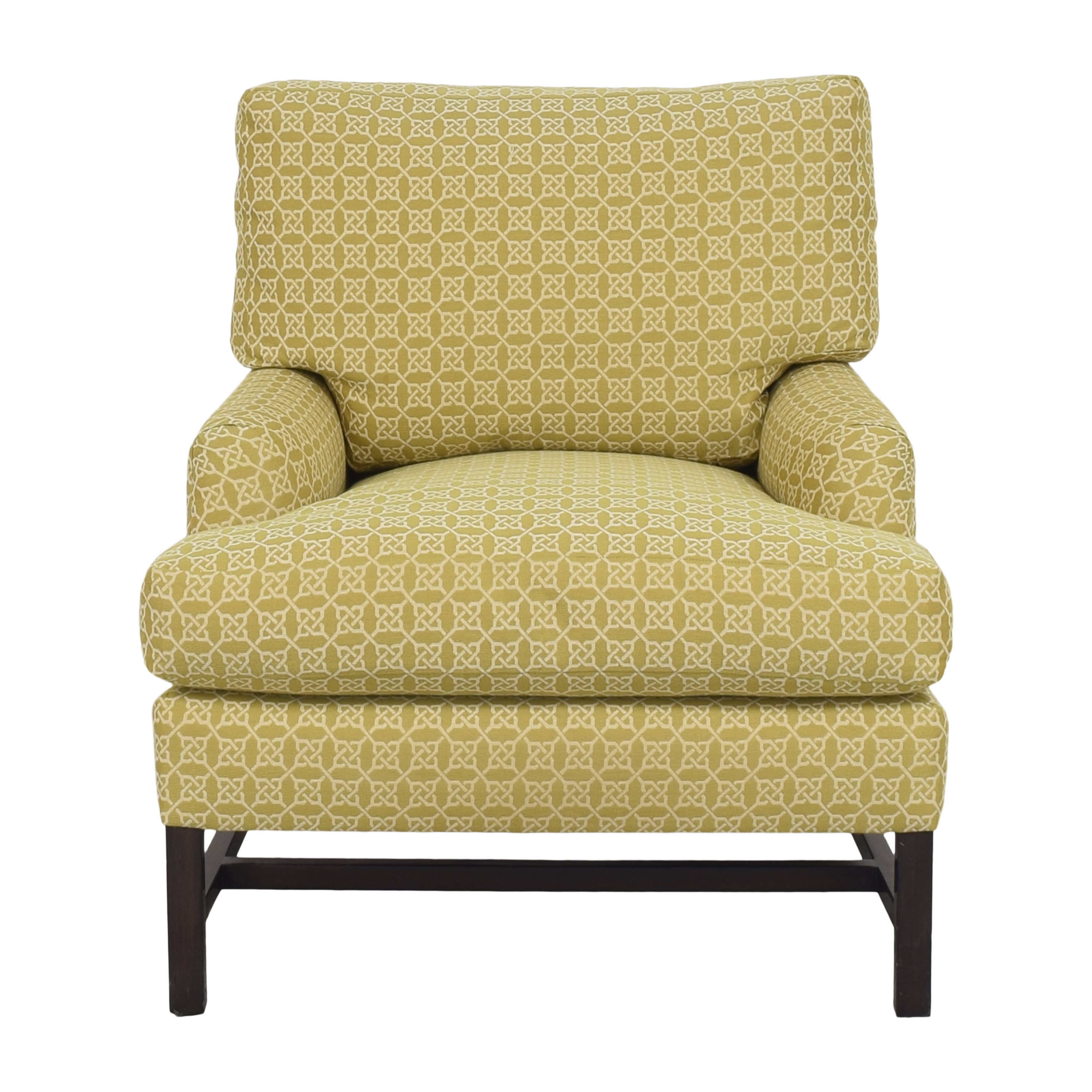 A Rudin A Rudin No 681 Chair and Ottoman Accent Chairs