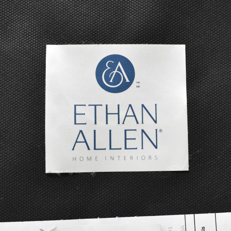 buy Ethan Allen Ethan Allen Square Ottoman online