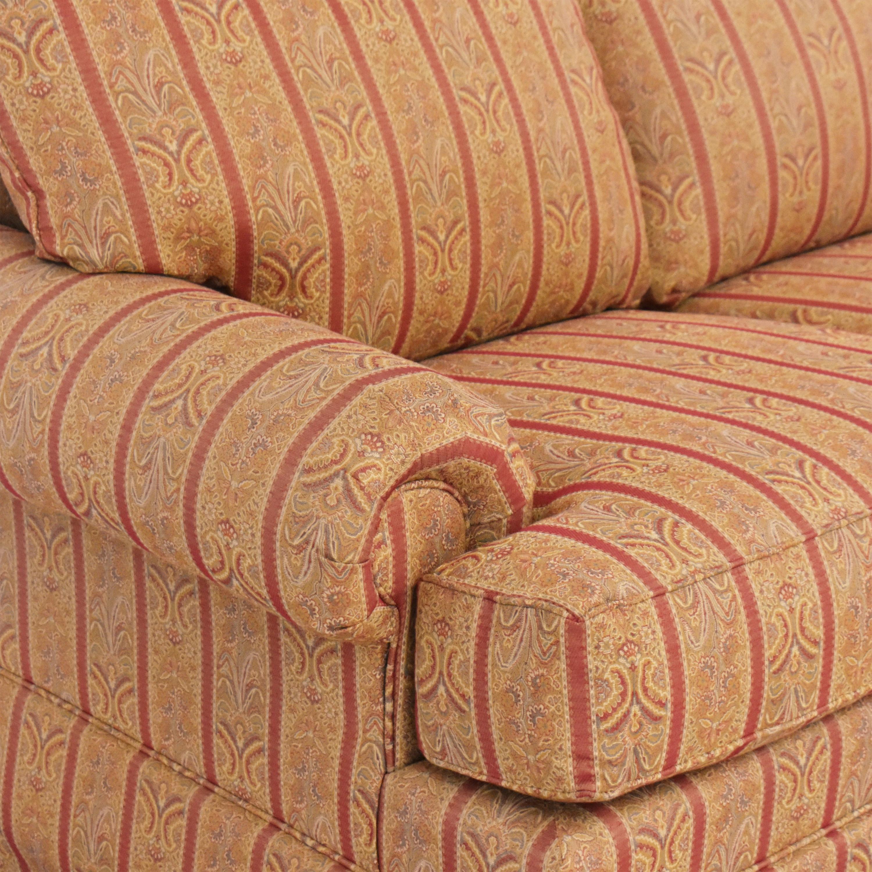 Thomasville Thomasville Skirted Three Cushion Sofa used
