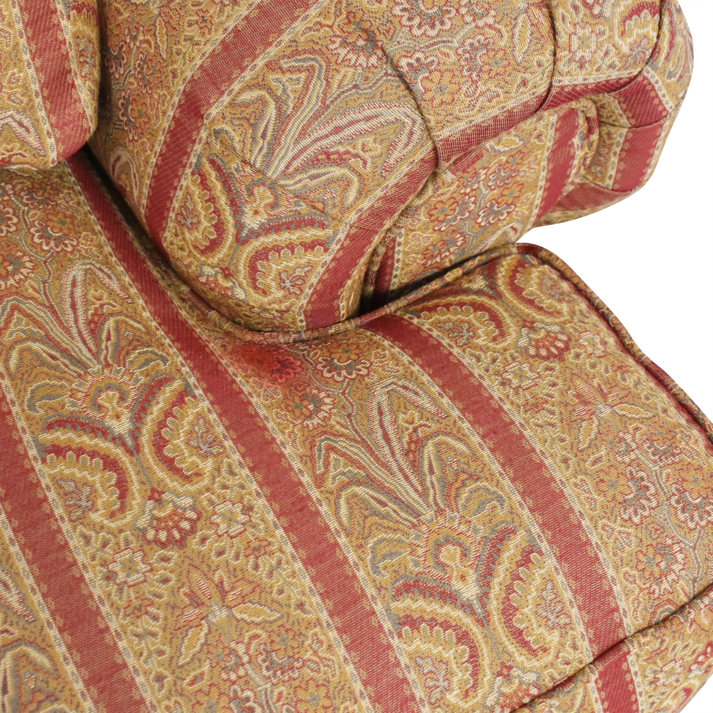 Thomasville Thomasville Skirted Three Cushion Sofa coupon