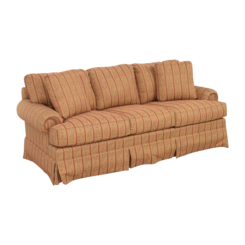 Thomasville Thomasville Skirted Three Cushion Sofa