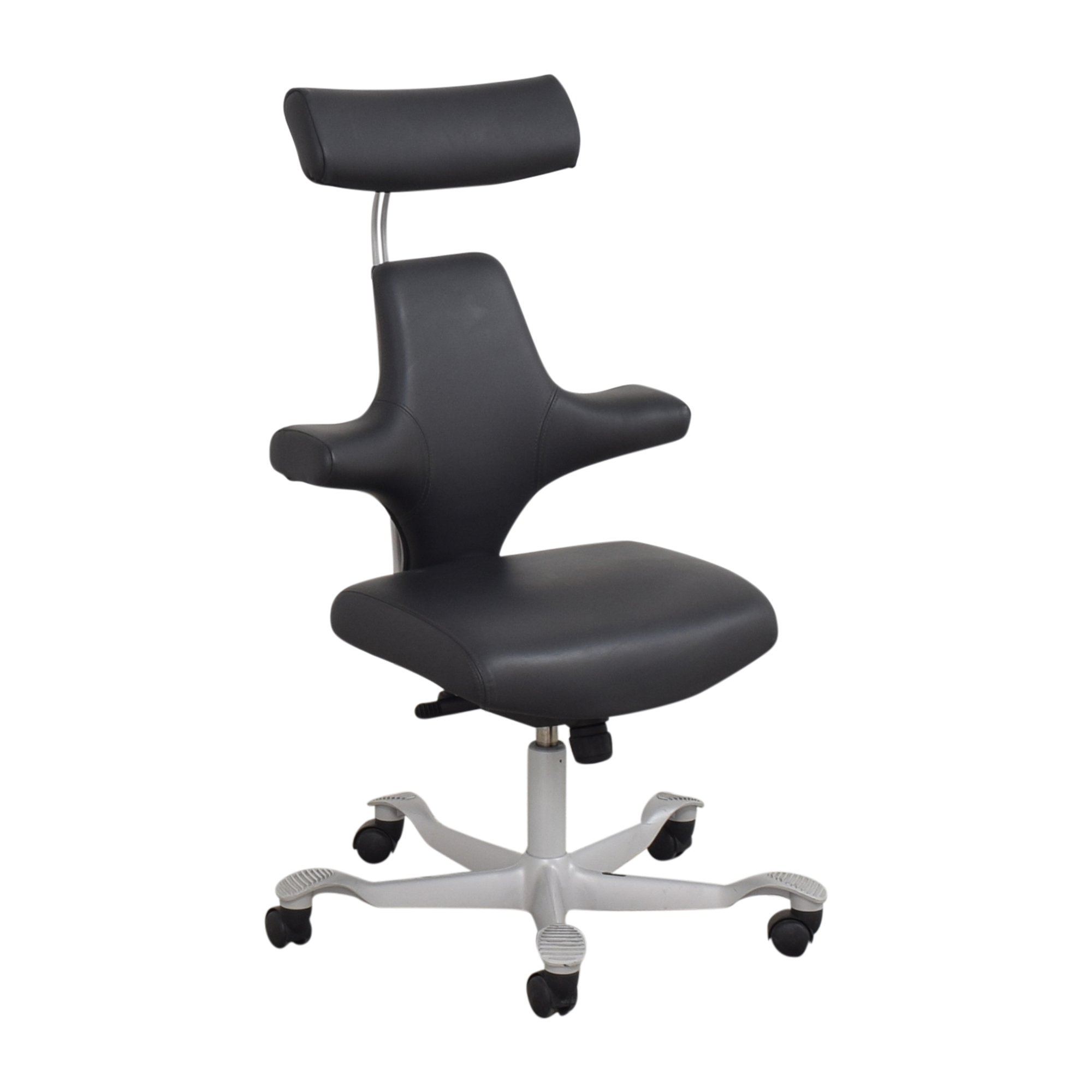 HAG HAG Capisco Adjustable Swivel Chair used