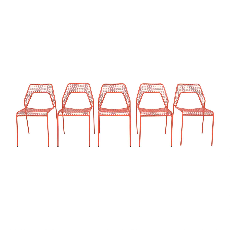 Blu Dot Blu Dot Hot Mesh Chairs used