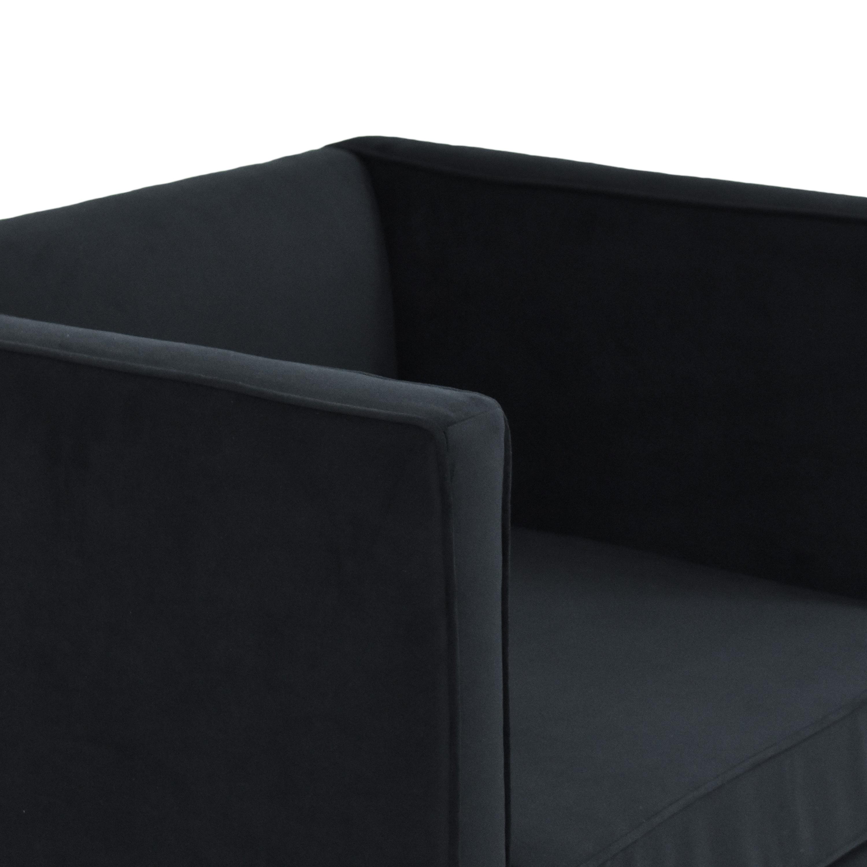 The Inside Tuxedo Chair