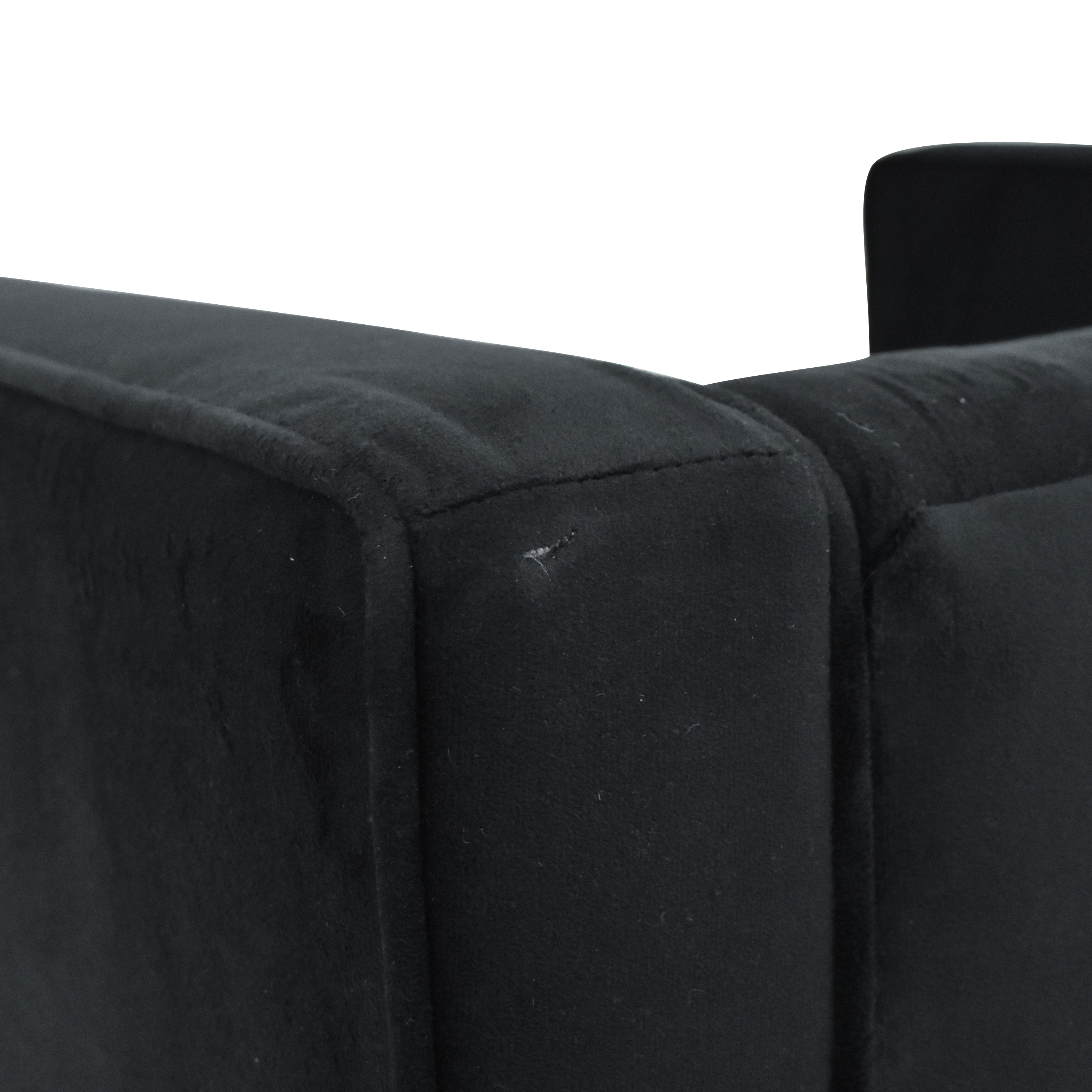 The Inside Tuxedo Chair Accent Chairs