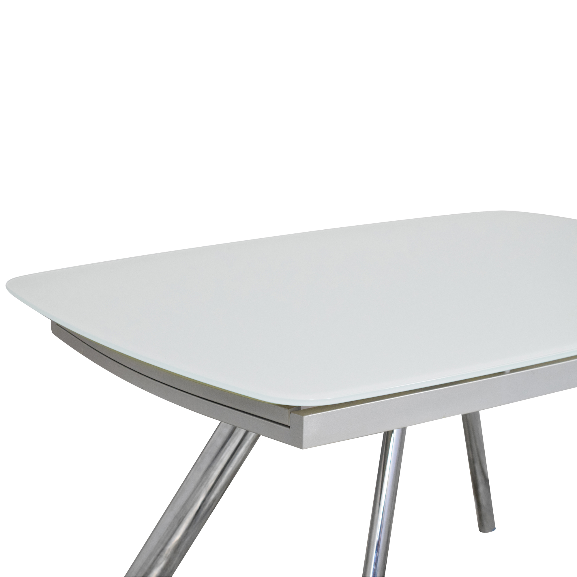 Raymour & Flanigan Raymour & Flanigan Paloma Extendable Dining Table second hand