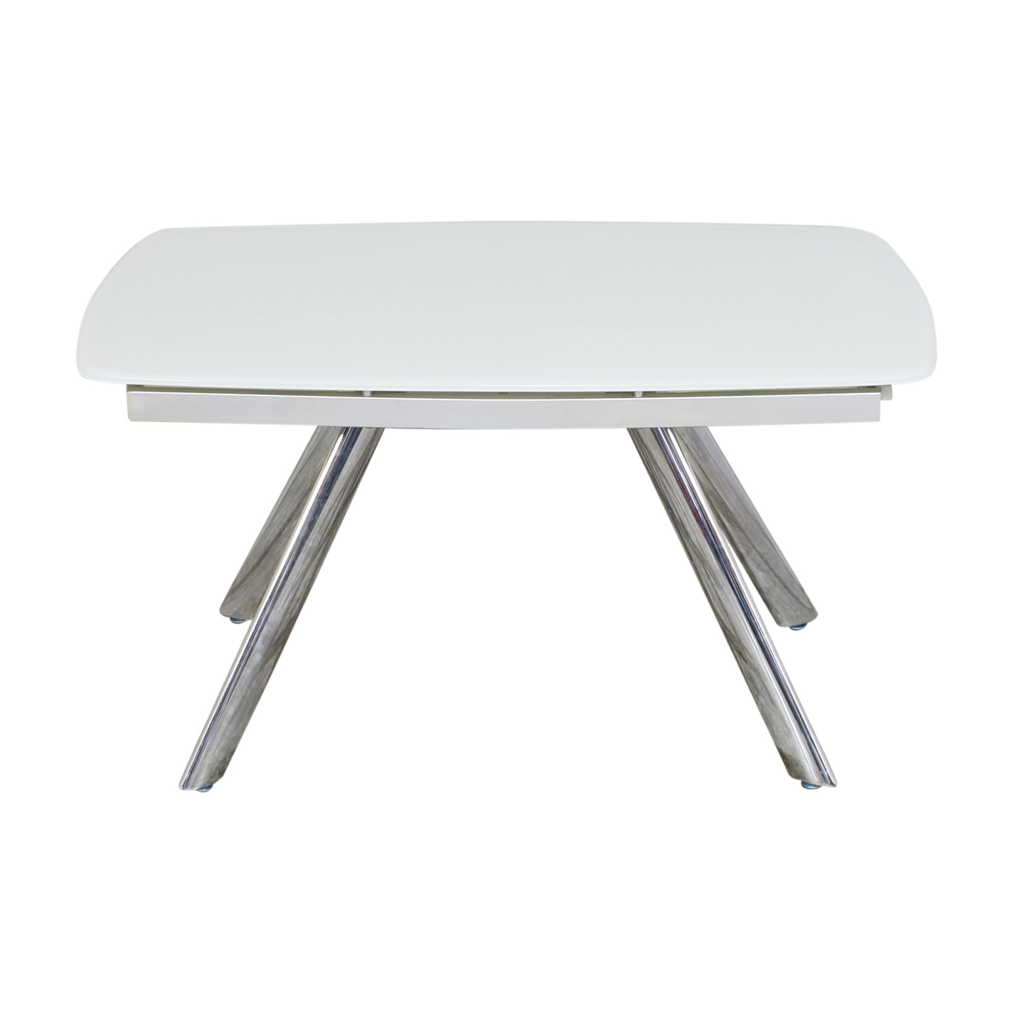 shop Raymour & Flanigan Paloma Extendable Dining Table Raymour & Flanigan Tables