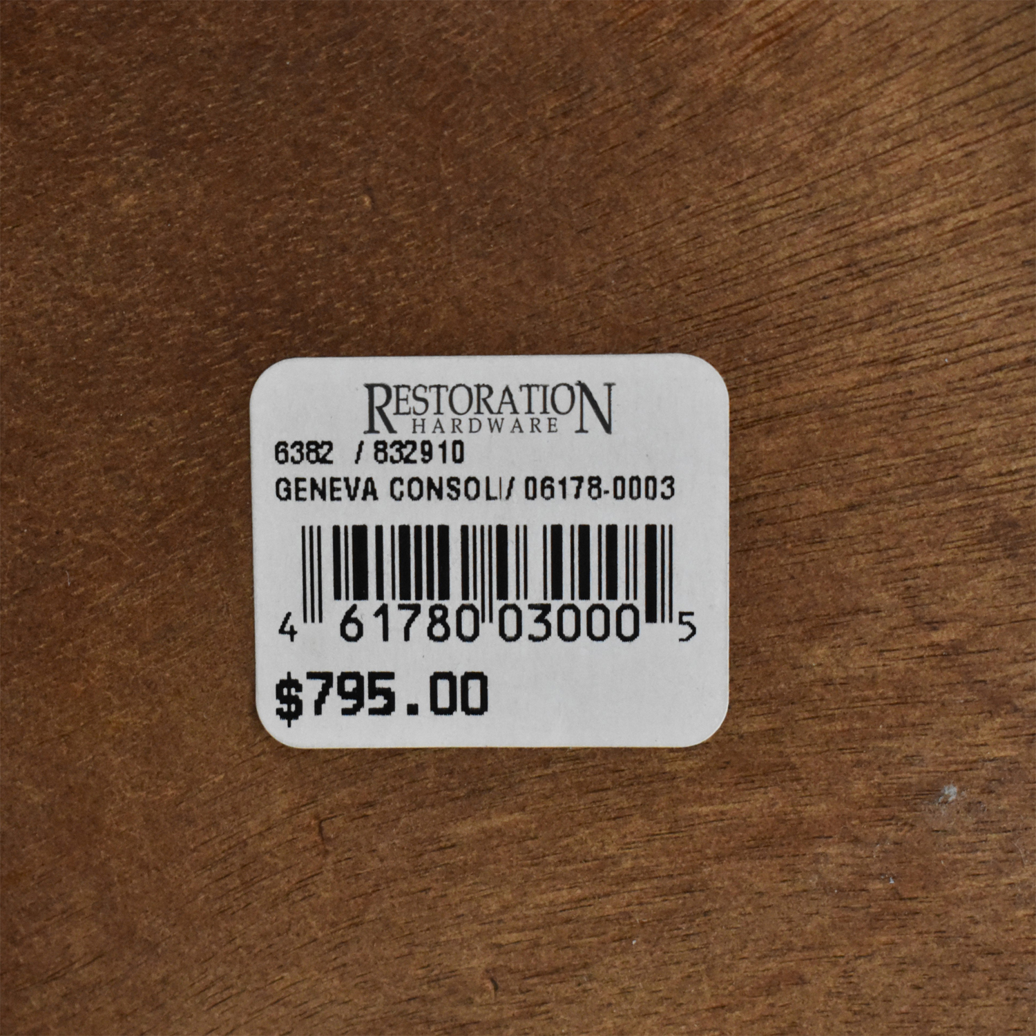 buy Restoration Hardware Restoration Hardware Geneva Console online
