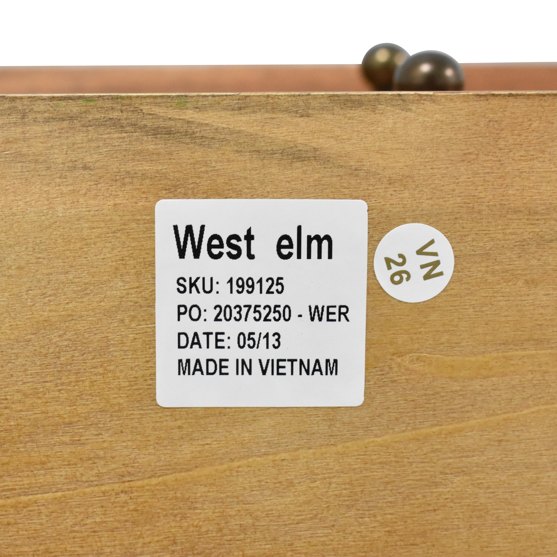 buy West Elm Mid Century Nightstand West Elm