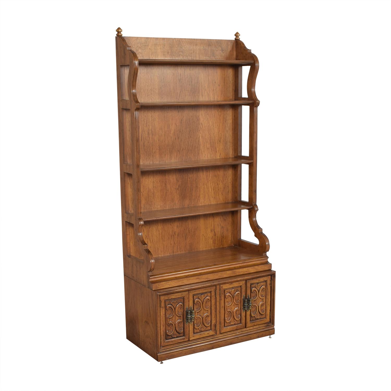 buy Drexel Velero Cabinet Bookcase Drexel Storage