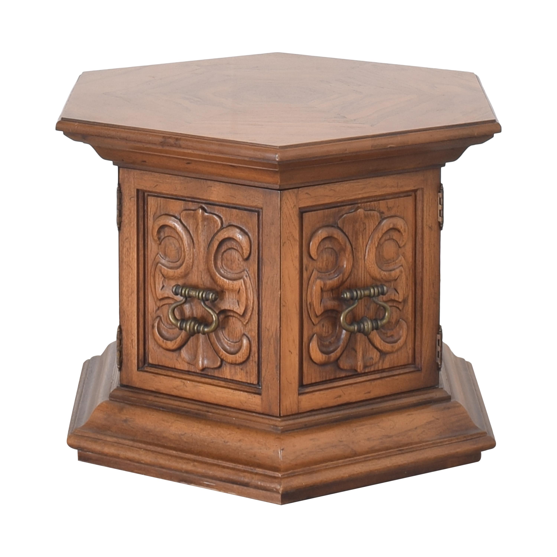 buy Drexel Velero Hexagonal End Table Drexel Tables