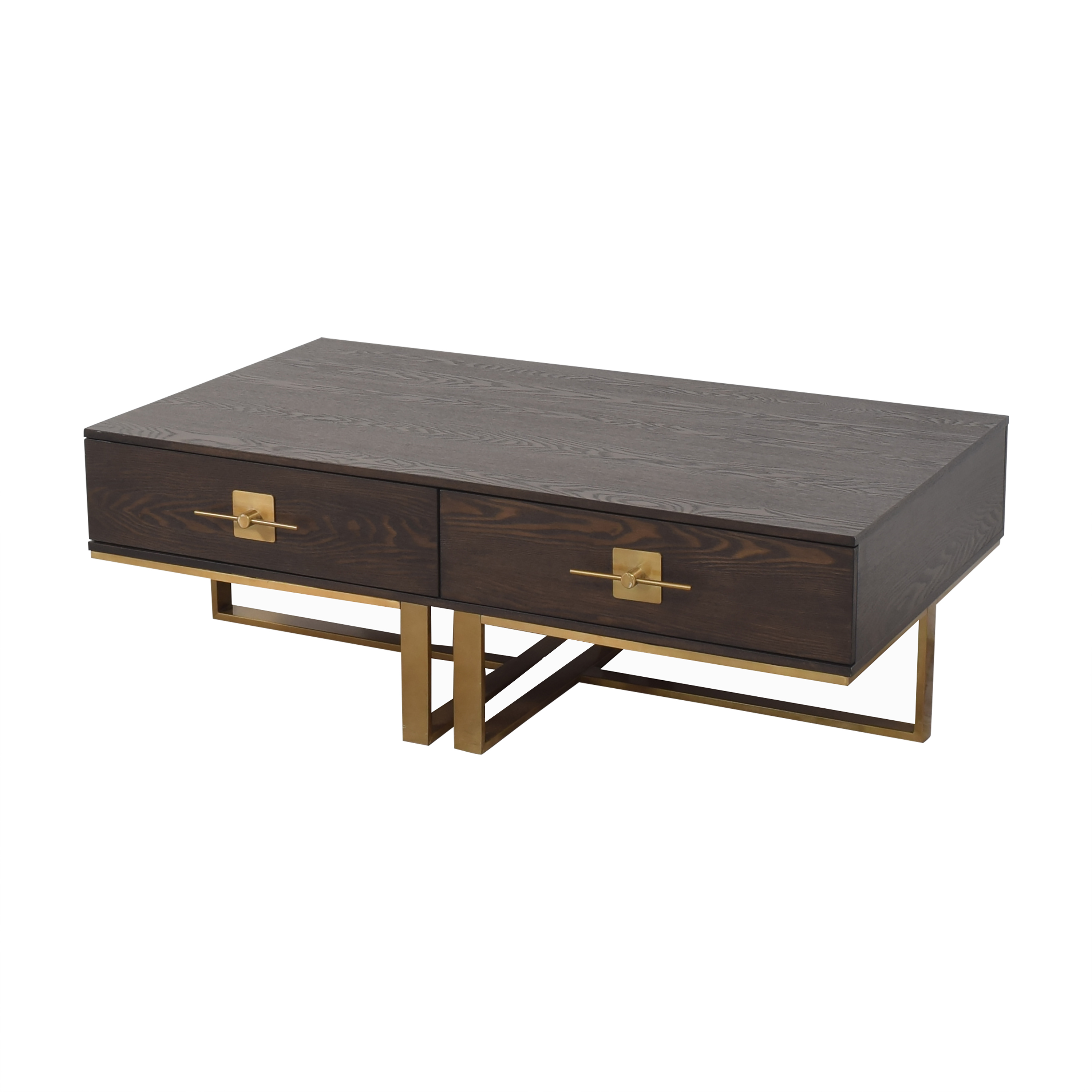 shop Coast to Coast Accents Two Drawer Coffee Table Coast to Coast Accents