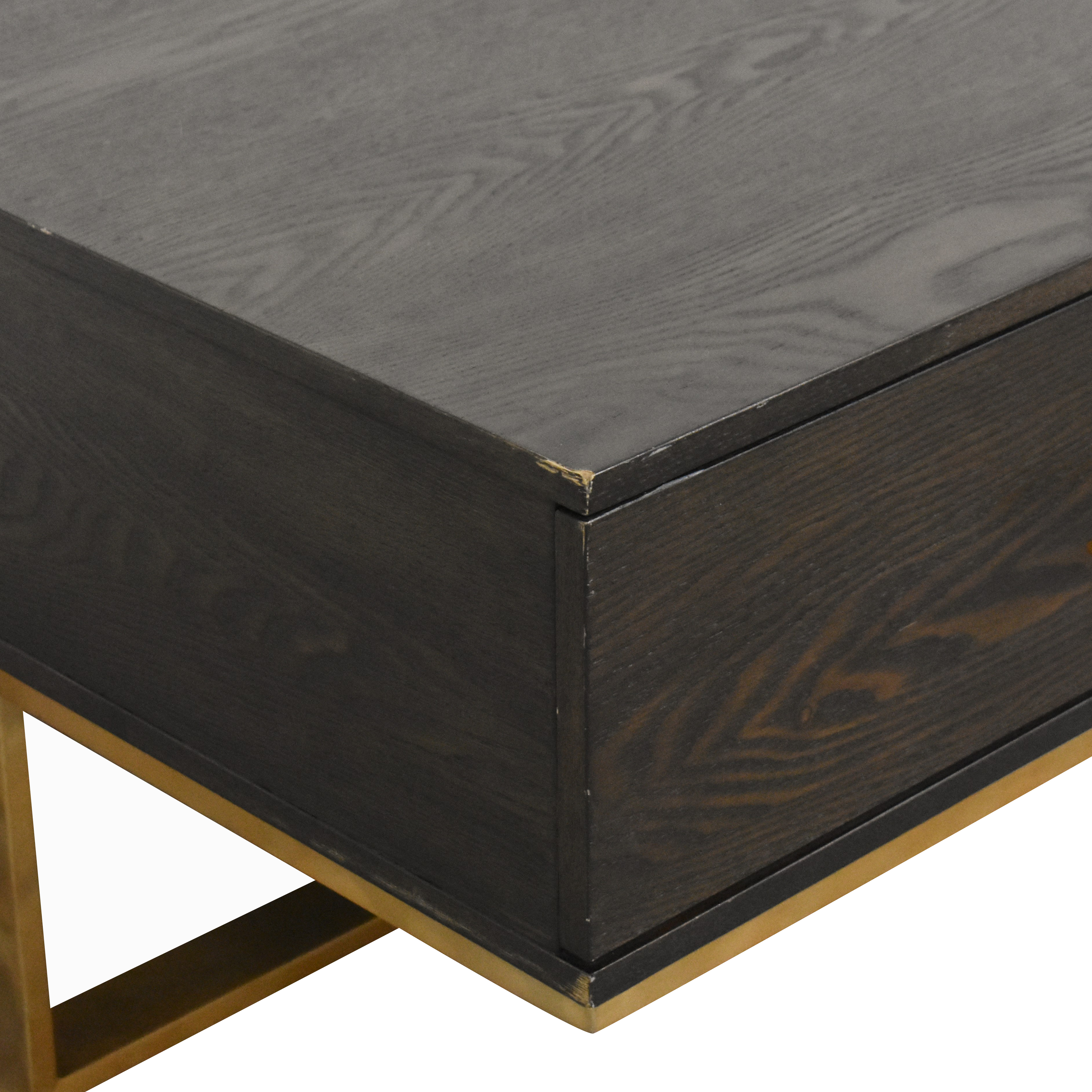 Coast to Coast Accents Coast to Coast Accents Two Drawer Coffee Table dimensions