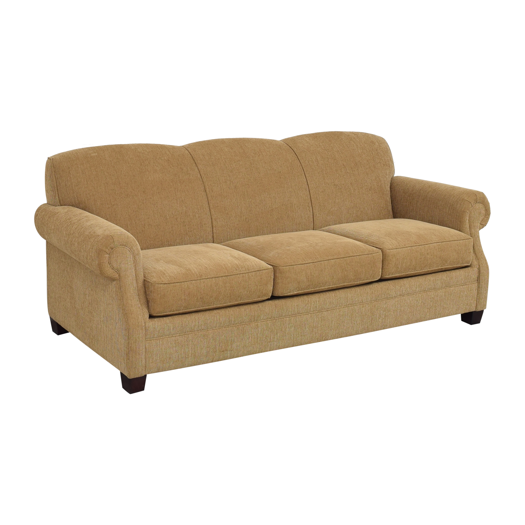 Bauhaus Furniture Bauhaus Furniture Wellington Roll Arm Sofa ct