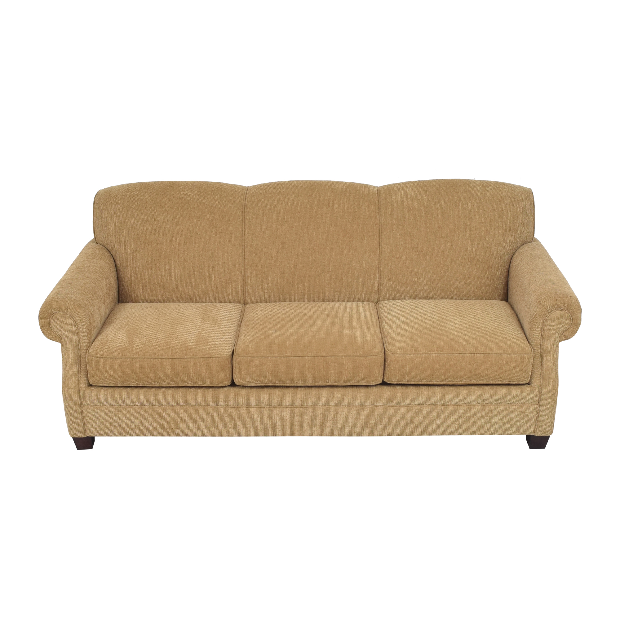Bauhaus Furniture Bauhaus Furniture Wellington Roll Arm Sofa ma