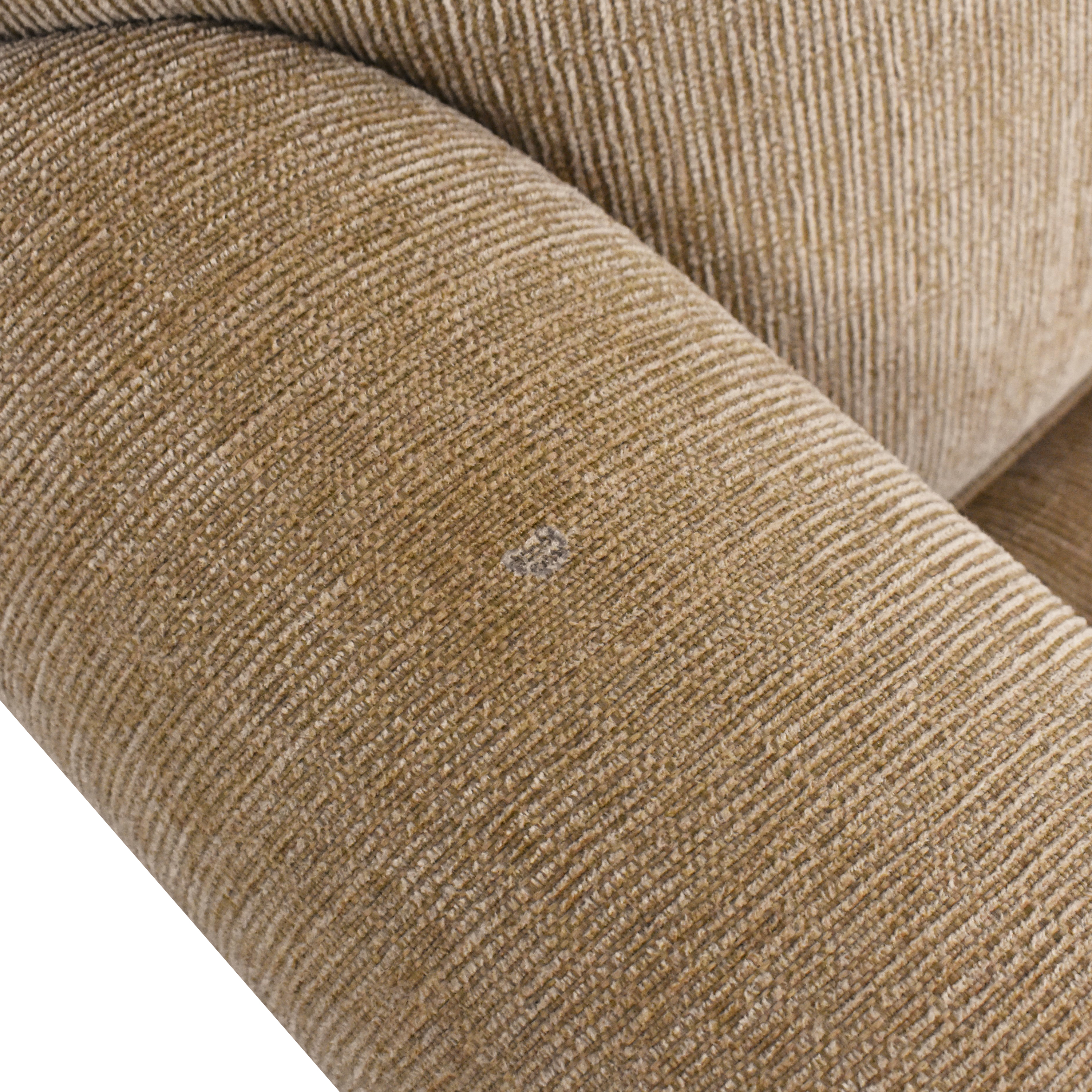 Bauhaus Upholstered Club Chair / Accent Chairs