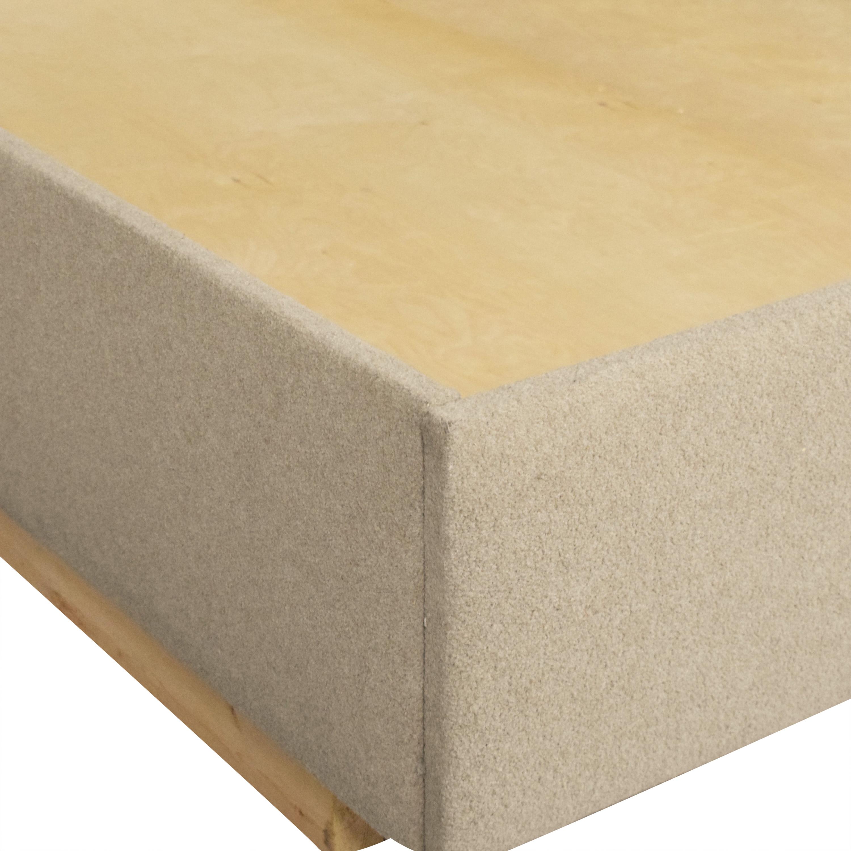 buy Custom Tufted King Bed  Bed Frames