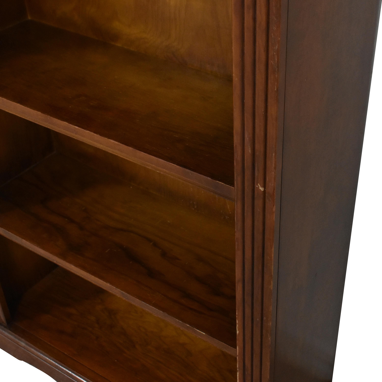 Derimasa Derimasa Tall Bookcase brown