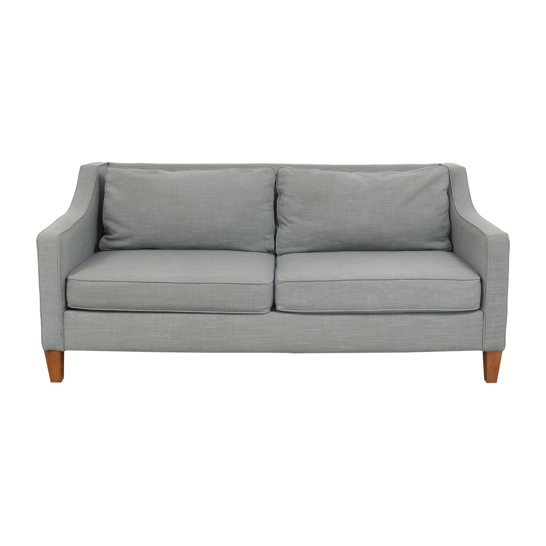 shop West Elm West Elm Paidge Two Cushion Sofa online