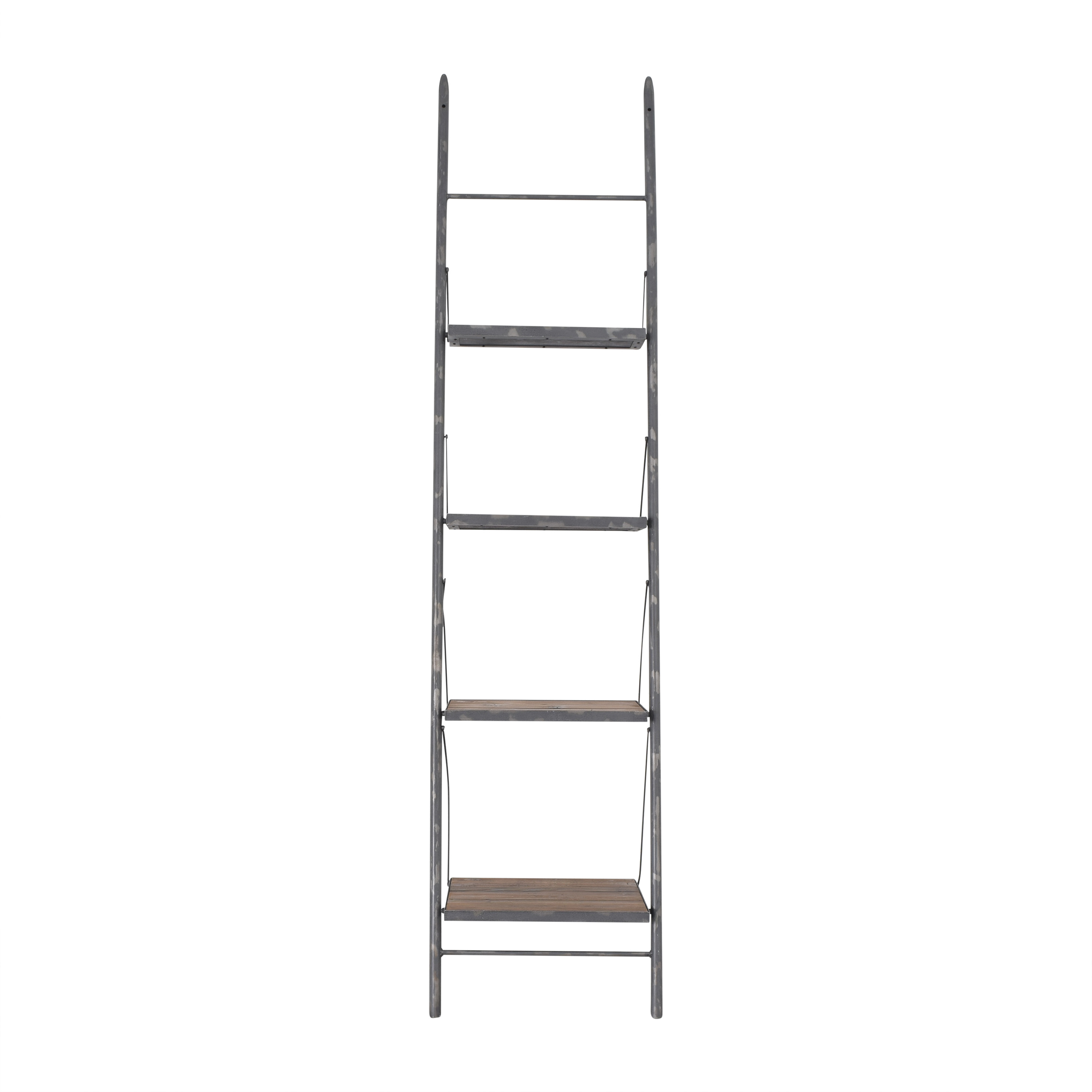 Design MIX Furniture Design MIX Furniture Leaning Ladder Shelf discount