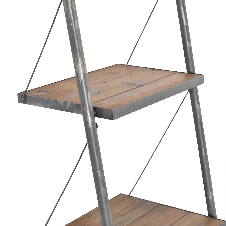 Design MIX Furniture Design MIX Furniture Leaning Ladder Shelf nyc