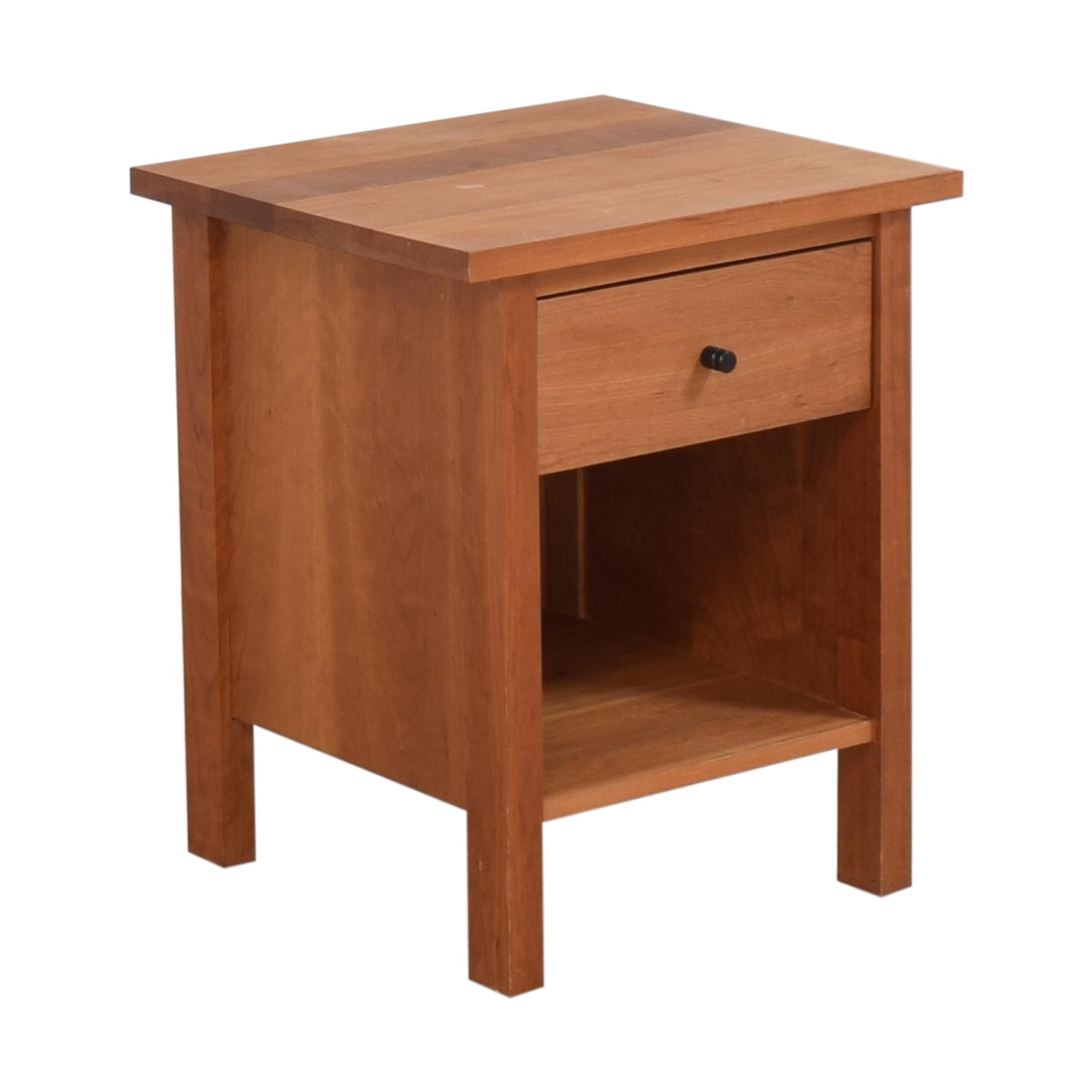 Room & Board Room & Board Sherwood Single Drawer Nightstand discount