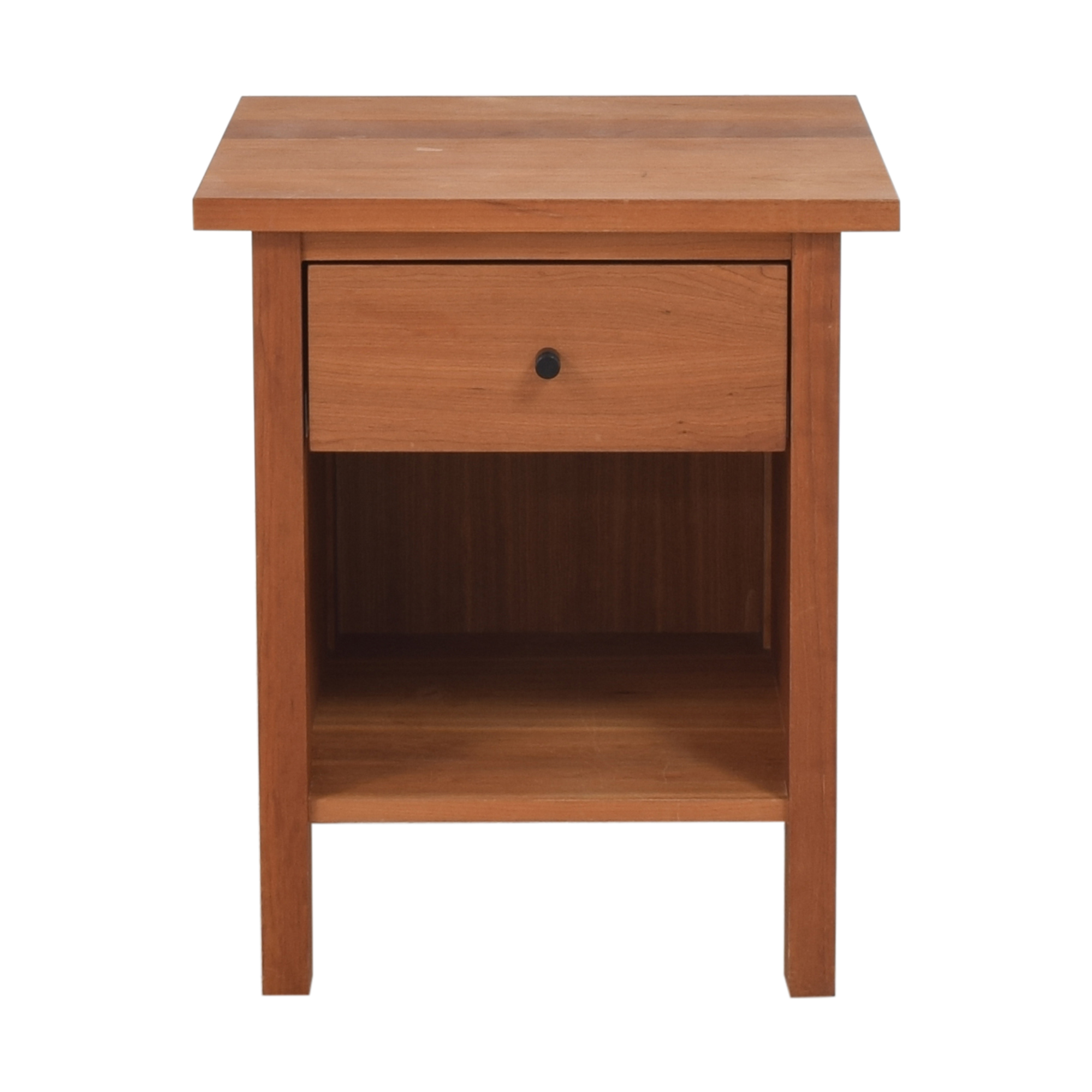 Room & Board Room & Board Sherwood Single Drawer Nightstand nyc