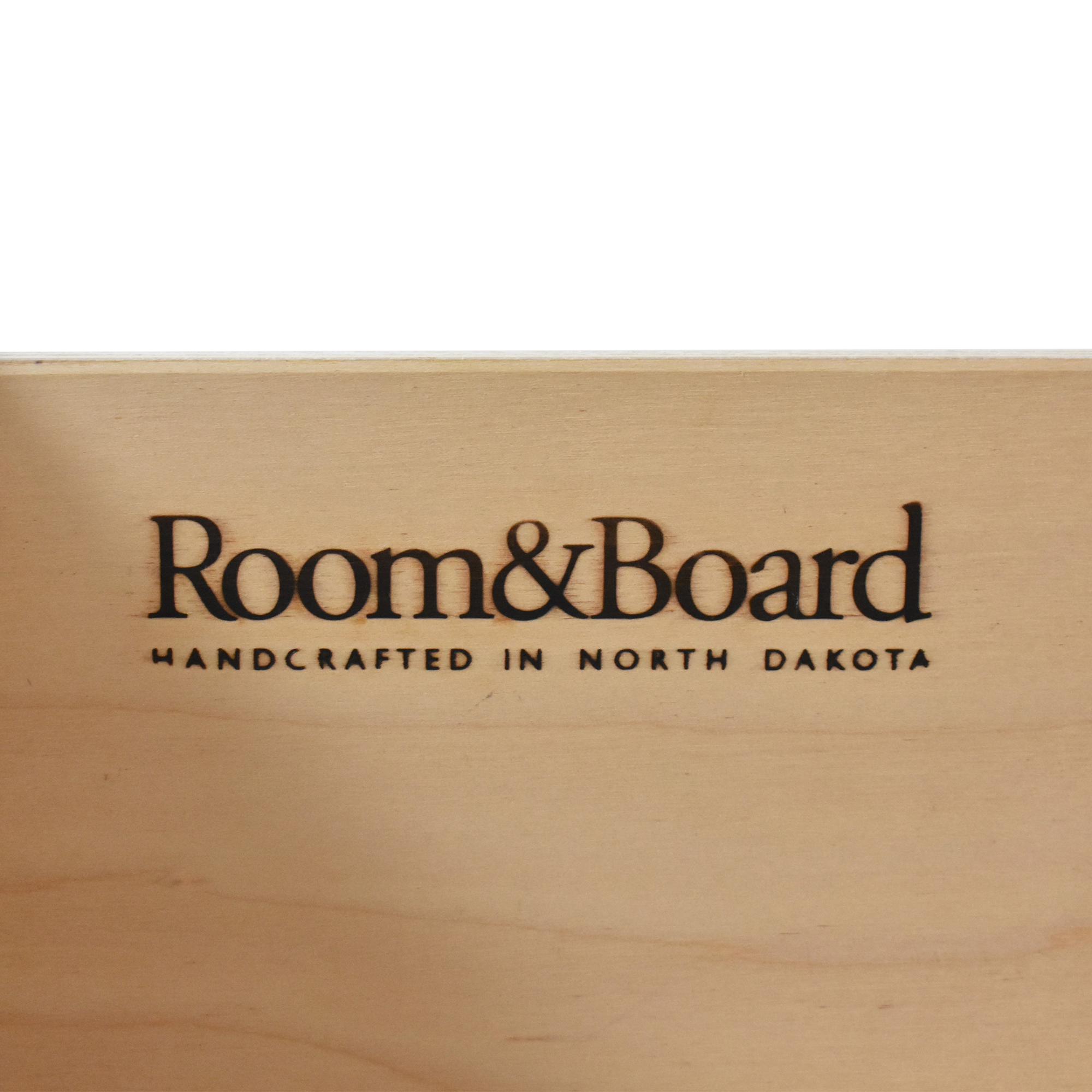 Room & Board Room & Board Sherwood Single Drawer Nightstand ma