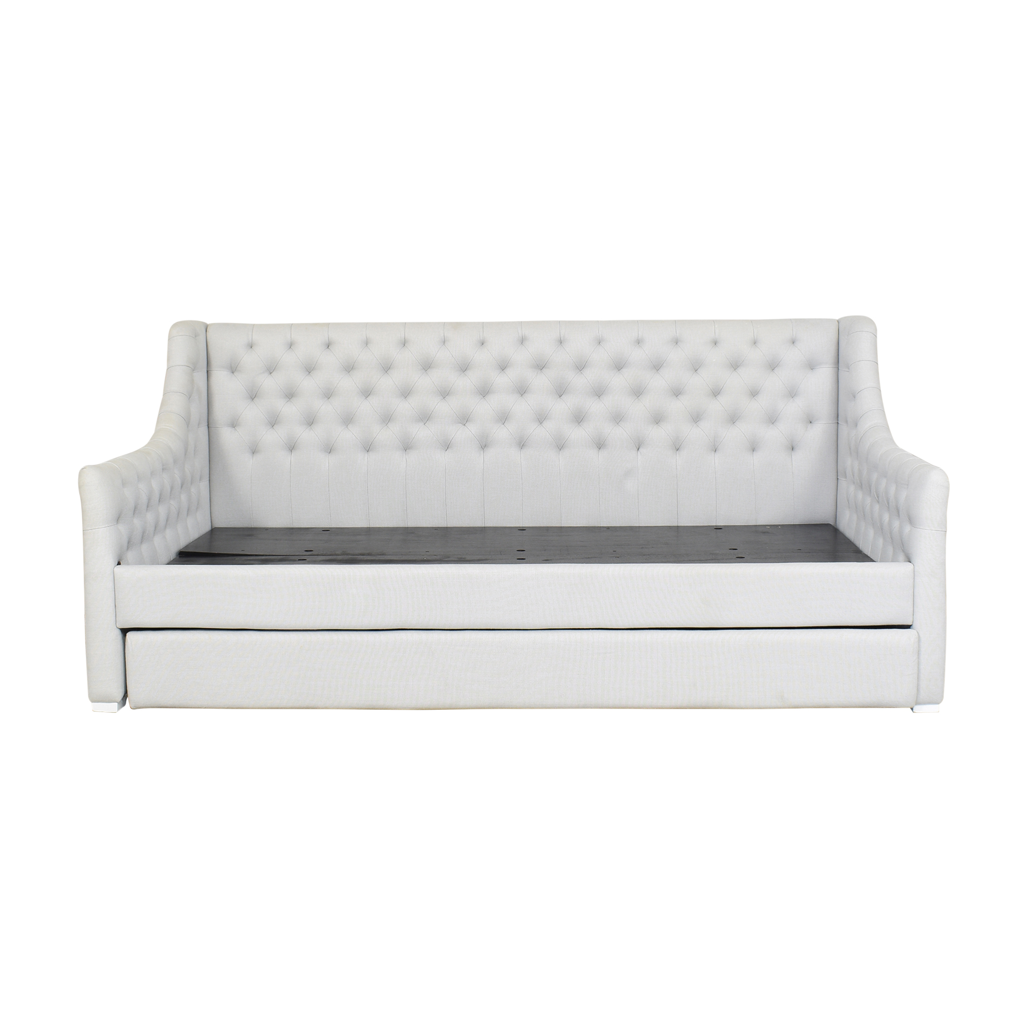 RH Baby & Child RH Baby & Child Devyn Tufted Twin Daybed with Trundle ma