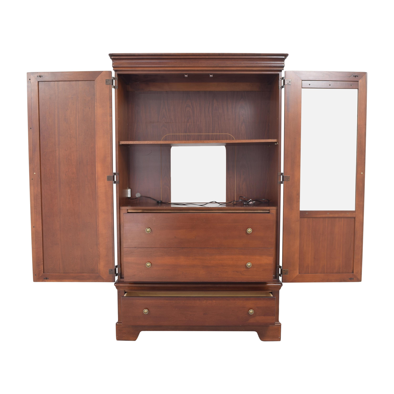 buy Stanley Furniture Media Armoire Stanley Furniture Storage