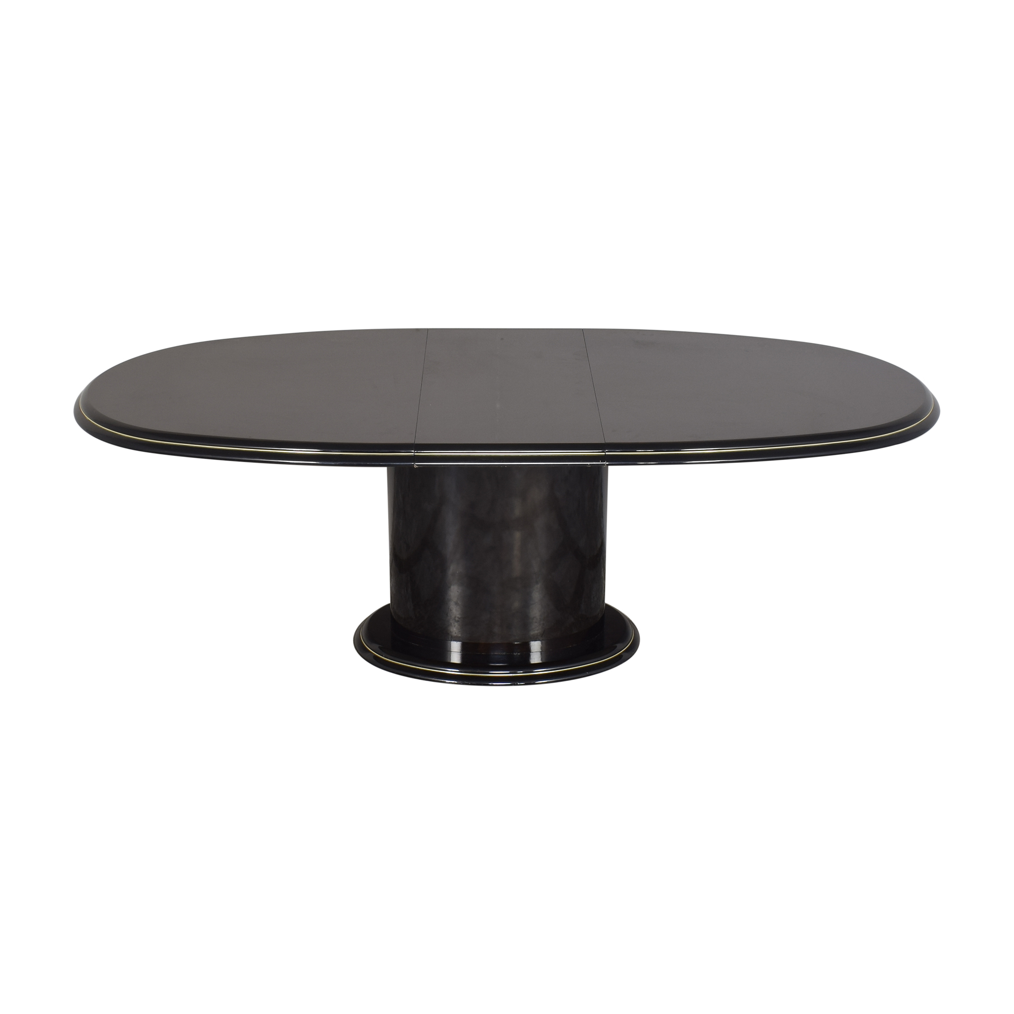 Extendable Single Pedestal Dining Table coupon
