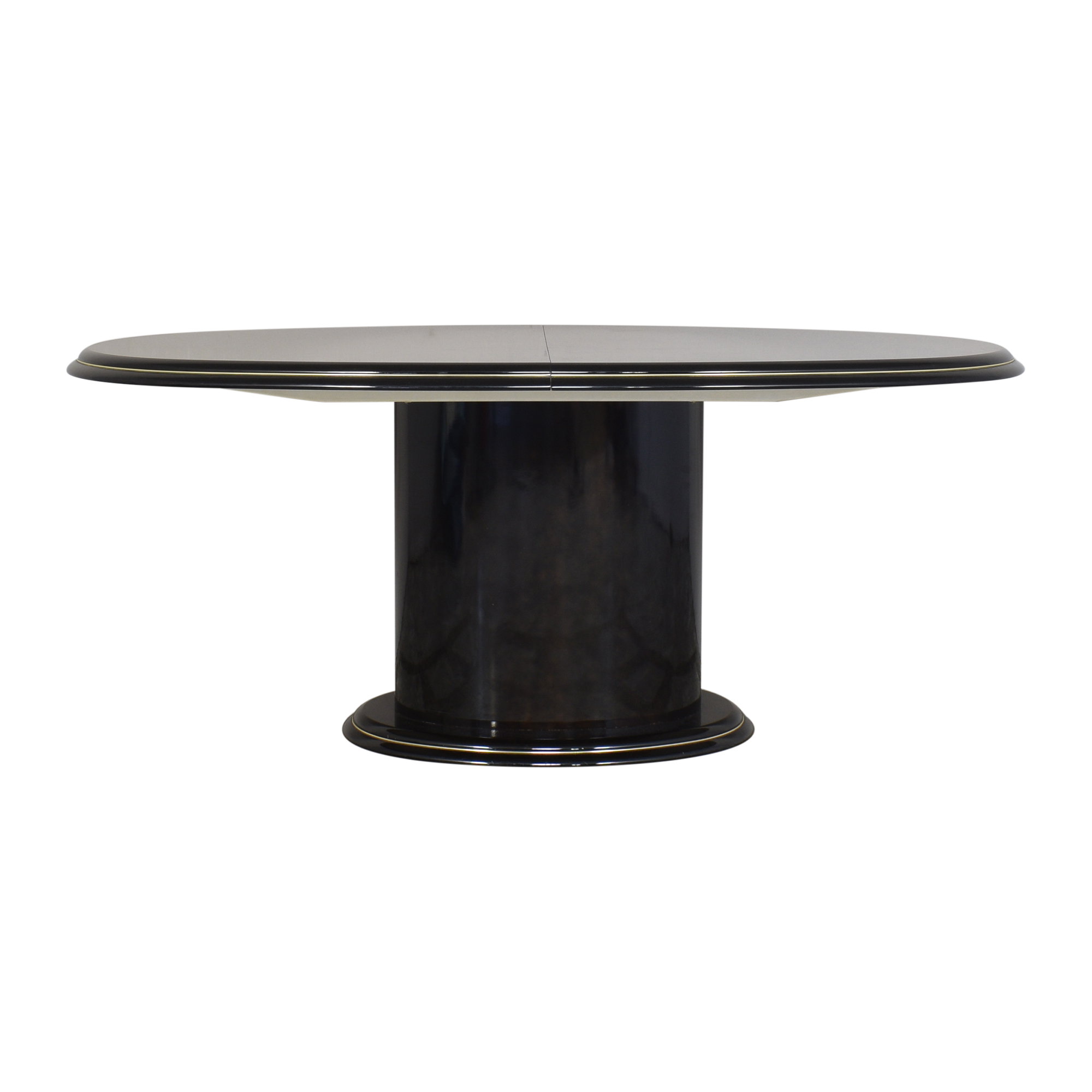 Extendable Single Pedestal Dining Table Dinner Tables