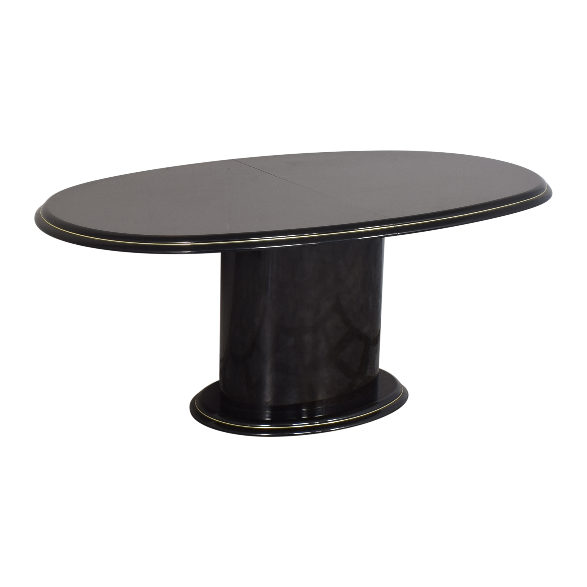 shop Extendable Single Pedestal Dining Table