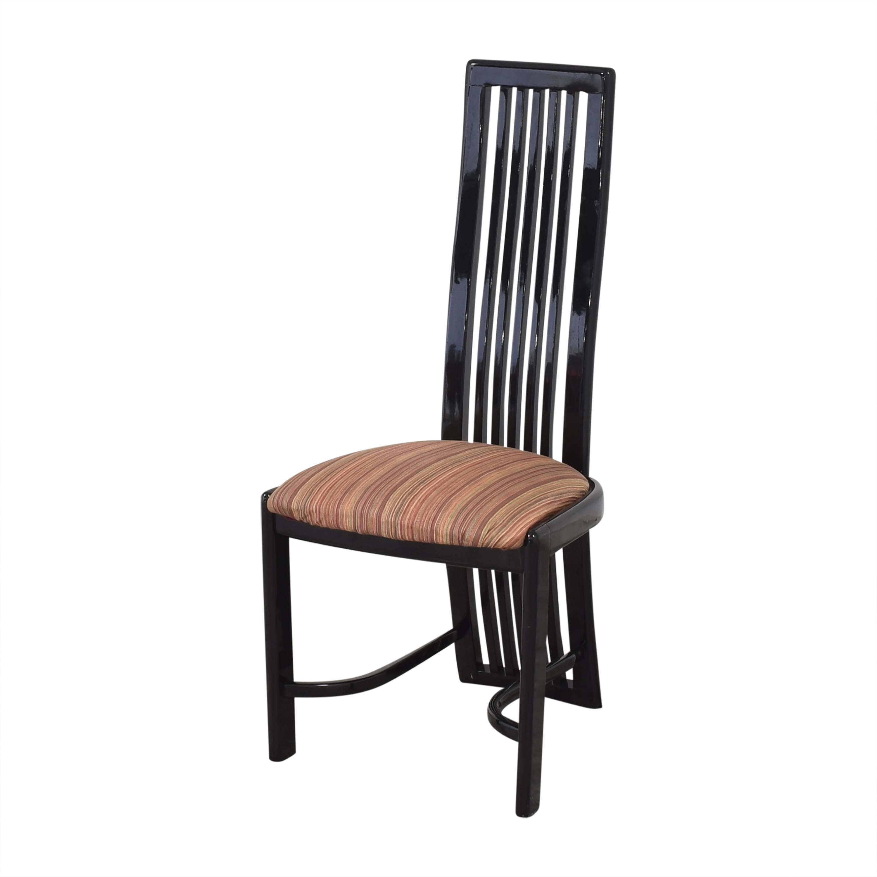 shop Italian-Style High Back Dining Chairs
