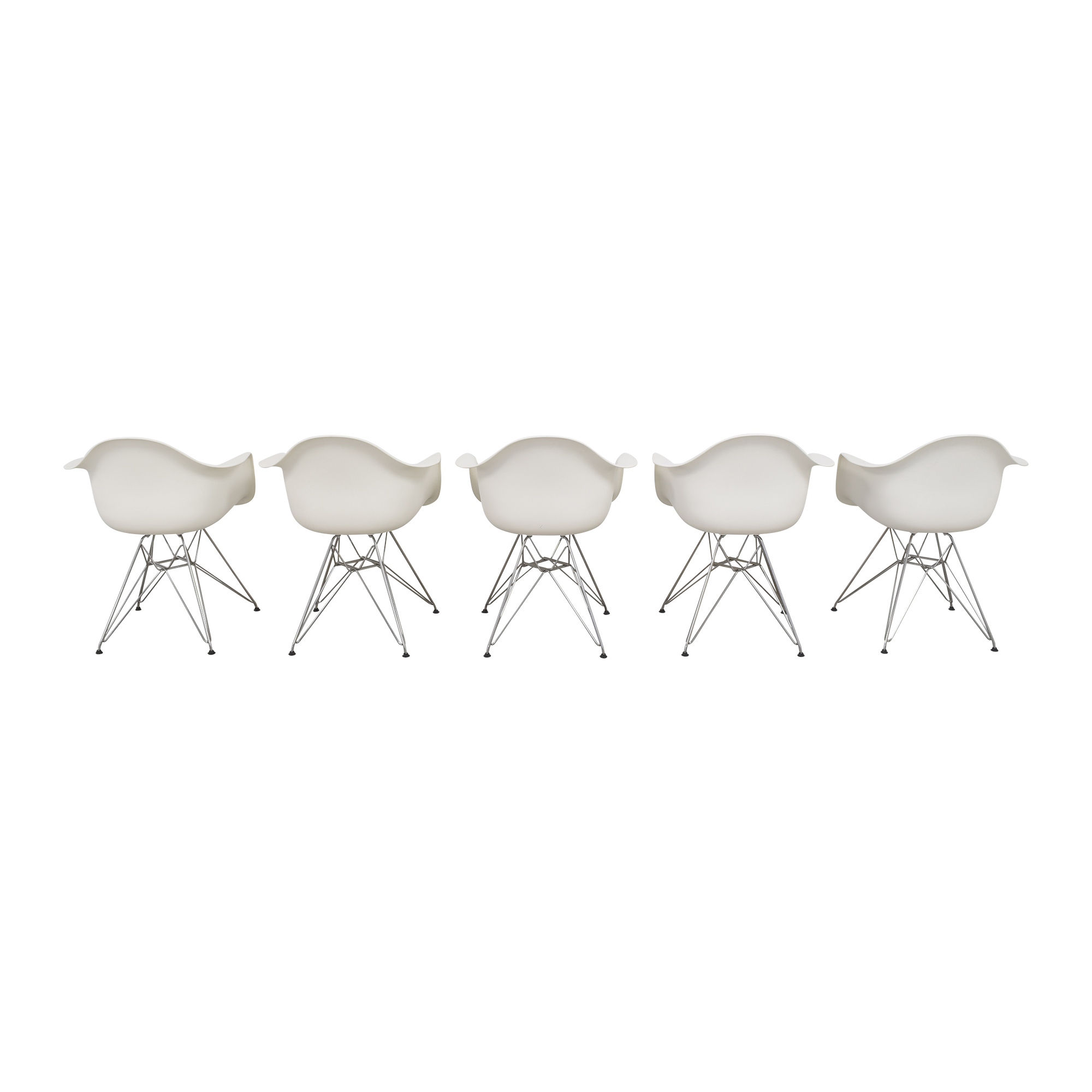 shop Herman Miller Eames Molded Armchairs Herman Miller Chairs