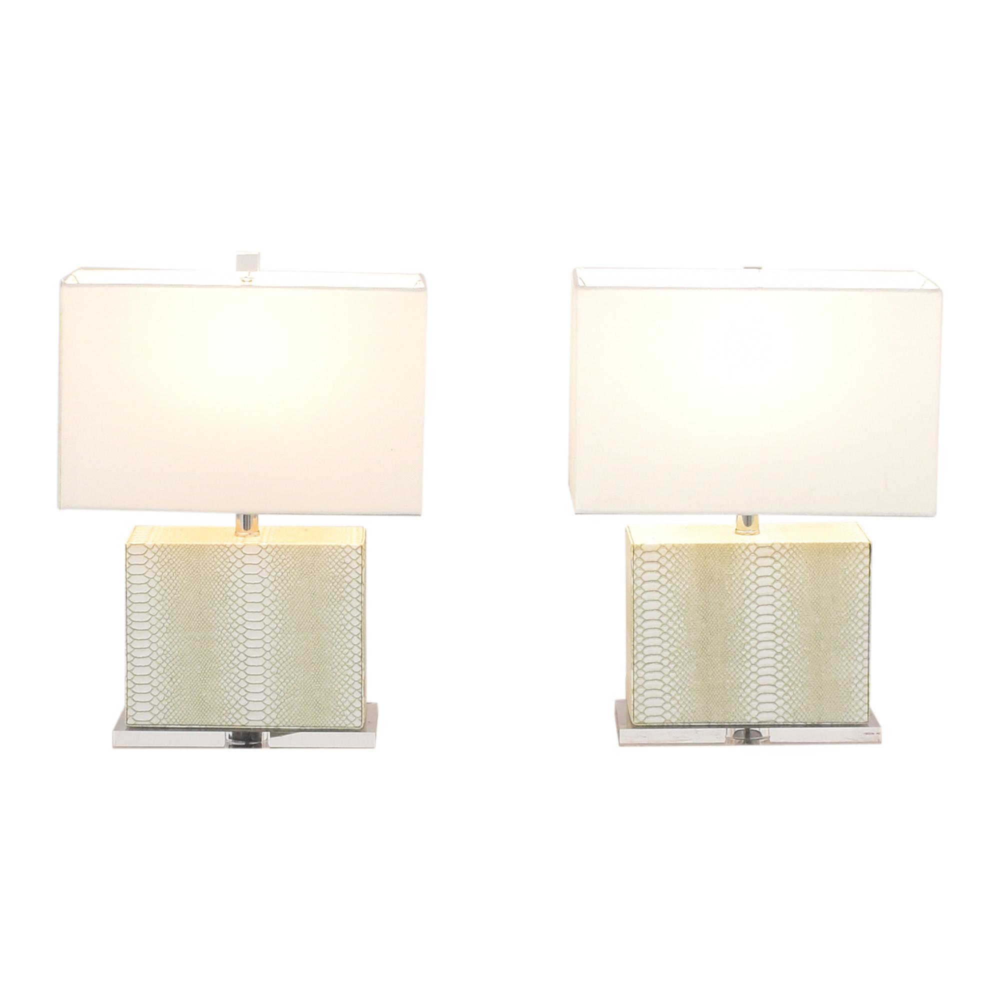 shop Safavieh Safavieh Delia Table Lamps online