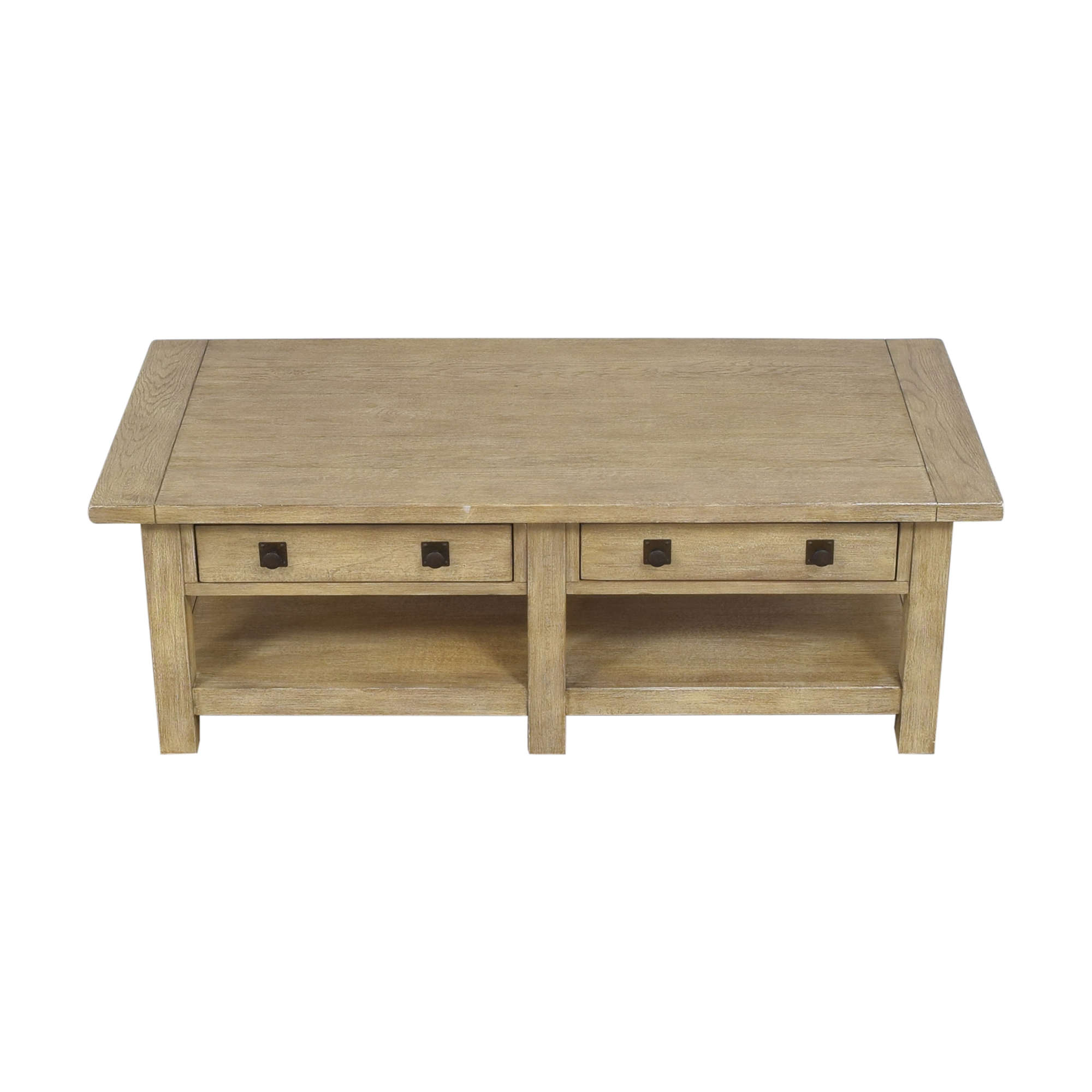 buy Pottery Barn Benchwright Coffee Table Pottery Barn Tables