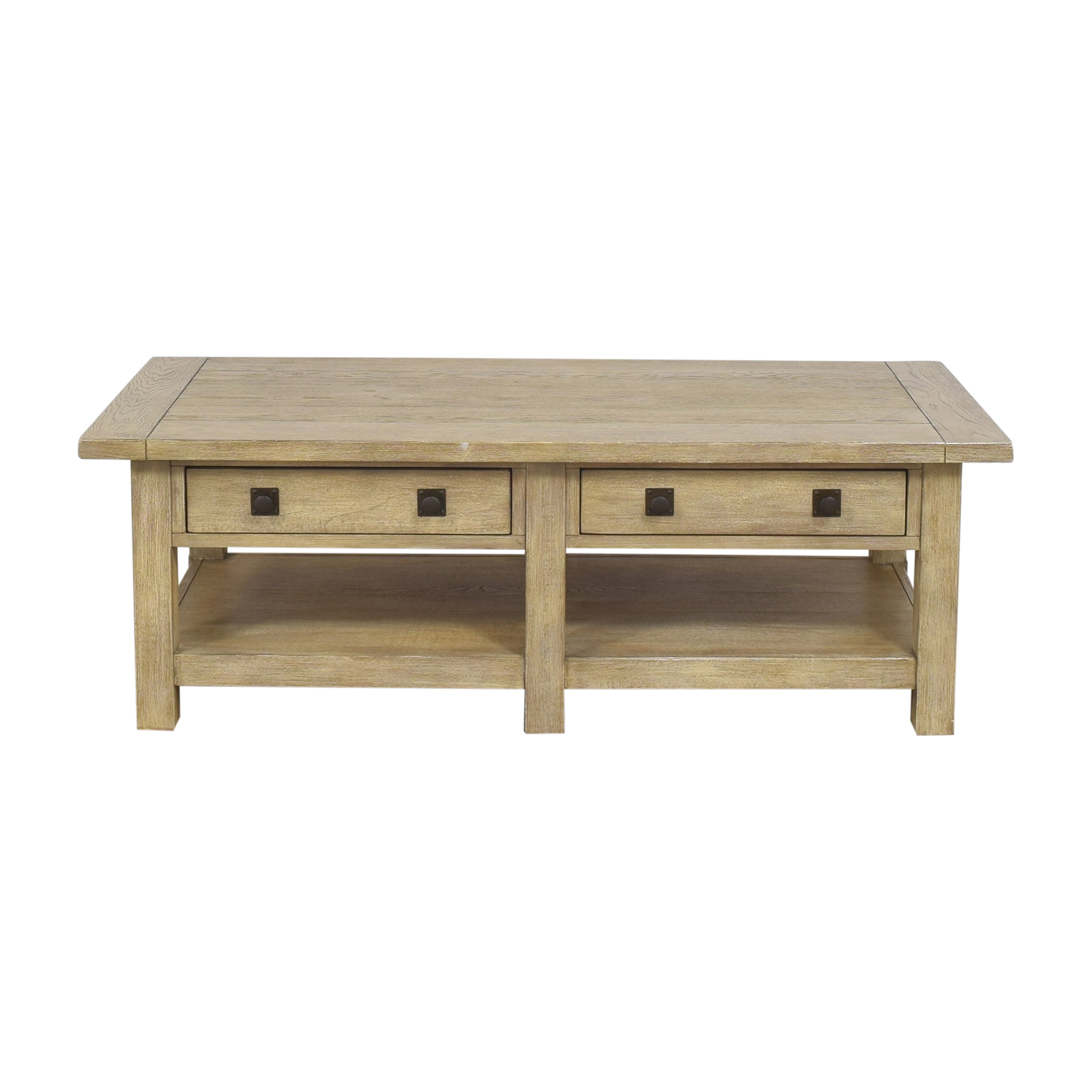 Pottery Barn Pottery Barn Benchwright Coffee Table price