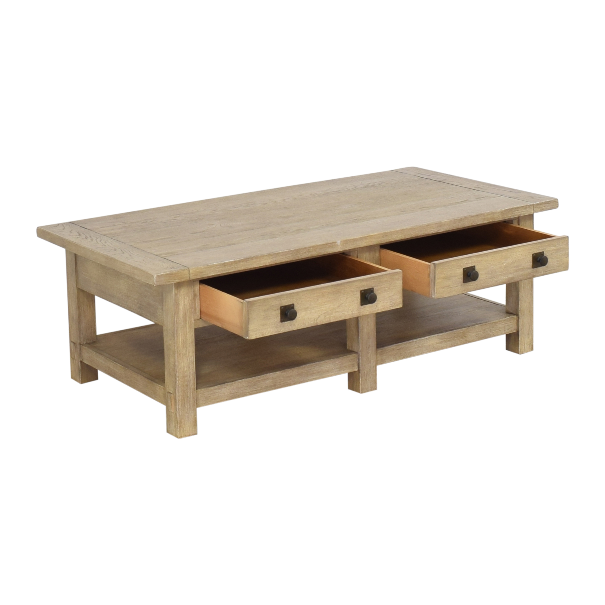 buy Pottery Barn Benchwright Coffee Table Pottery Barn Coffee Tables