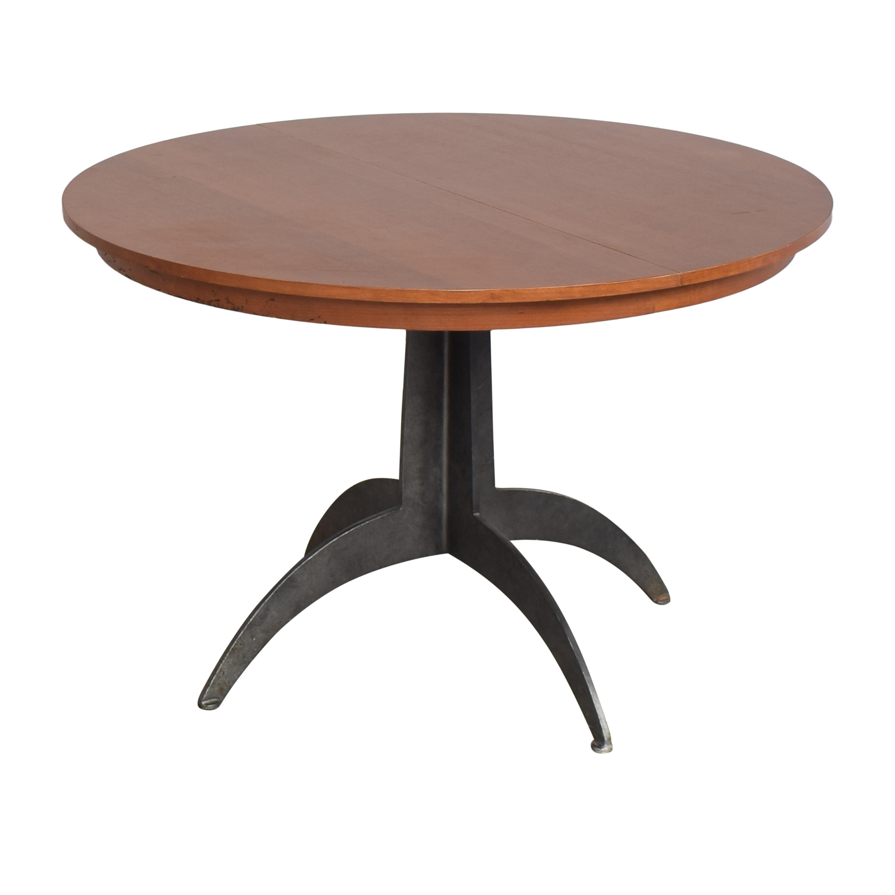 buy Ethan Allen Ethan Allen Round Extendable Dining Table online