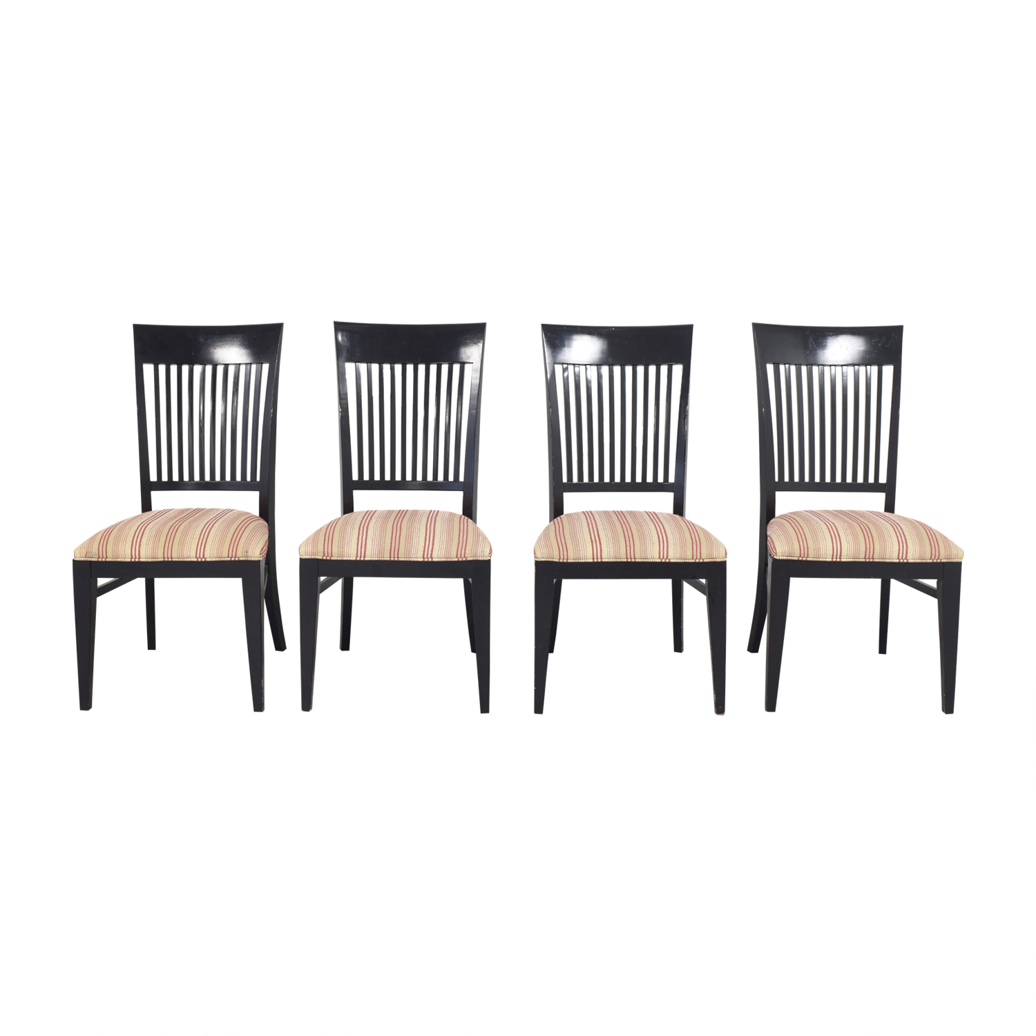 shop Ethan Allen New Impressions Mission Dining Chairs Ethan Allen