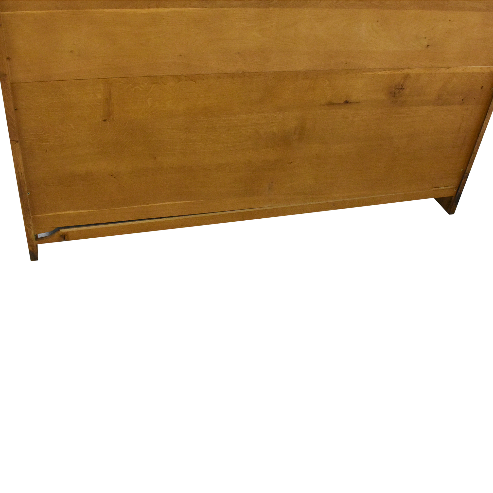 shop Crate and Barrel Two Door Sideboard Crate & Barrel Storage