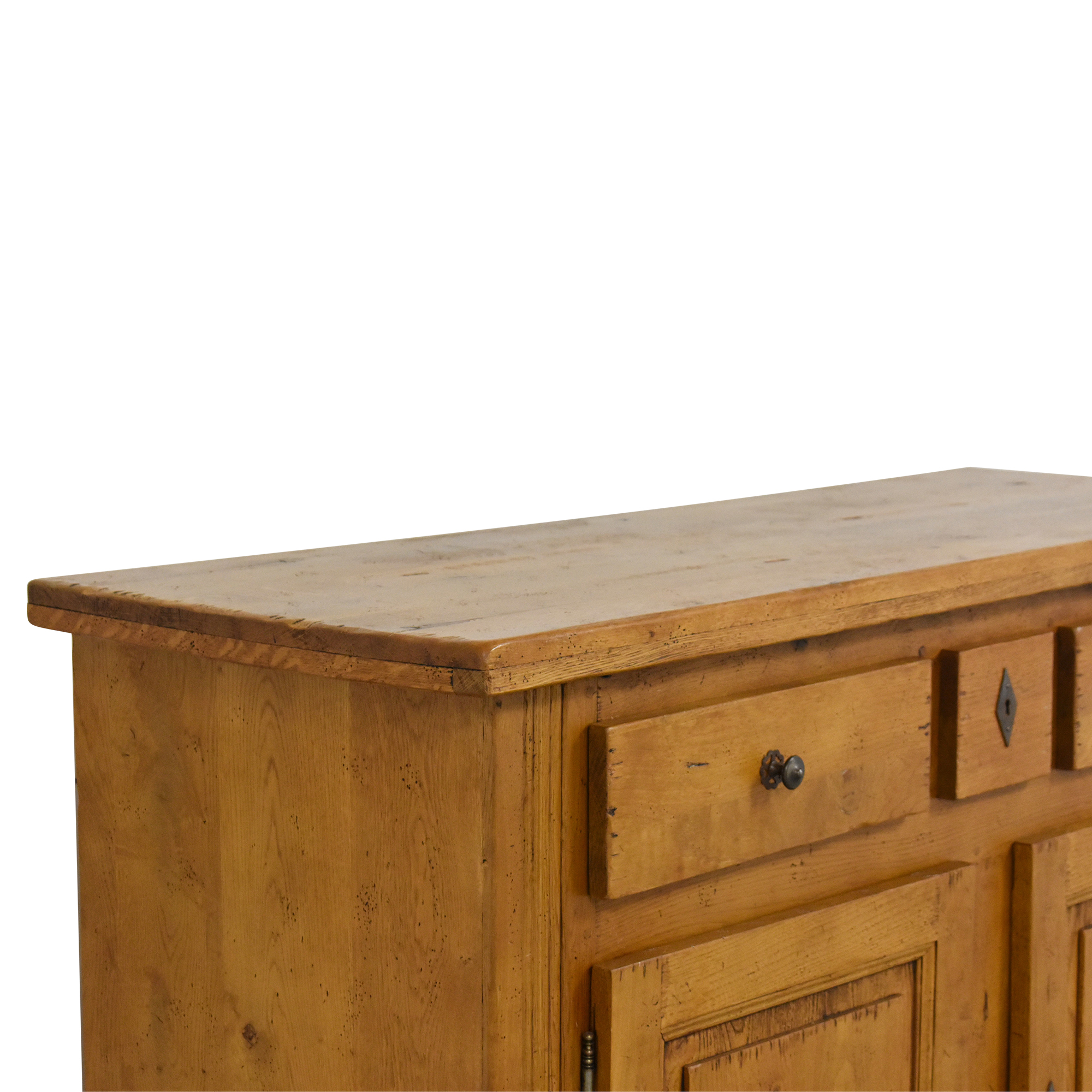 buy Crate and Barrel Two Door Sideboard Crate & Barrel Cabinets & Sideboards