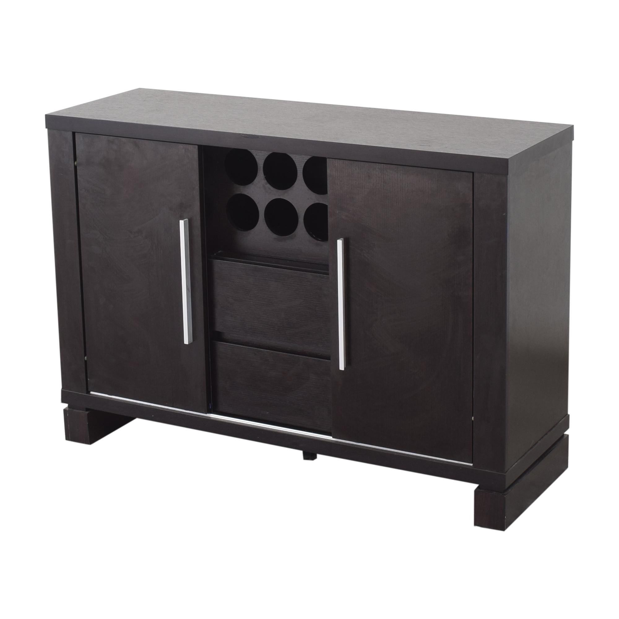 Wayfair Wayfair Wine Bar Cabinet dimensions